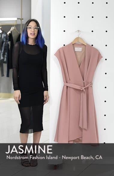 Audrey Wrap Dress, sales video thumbnail