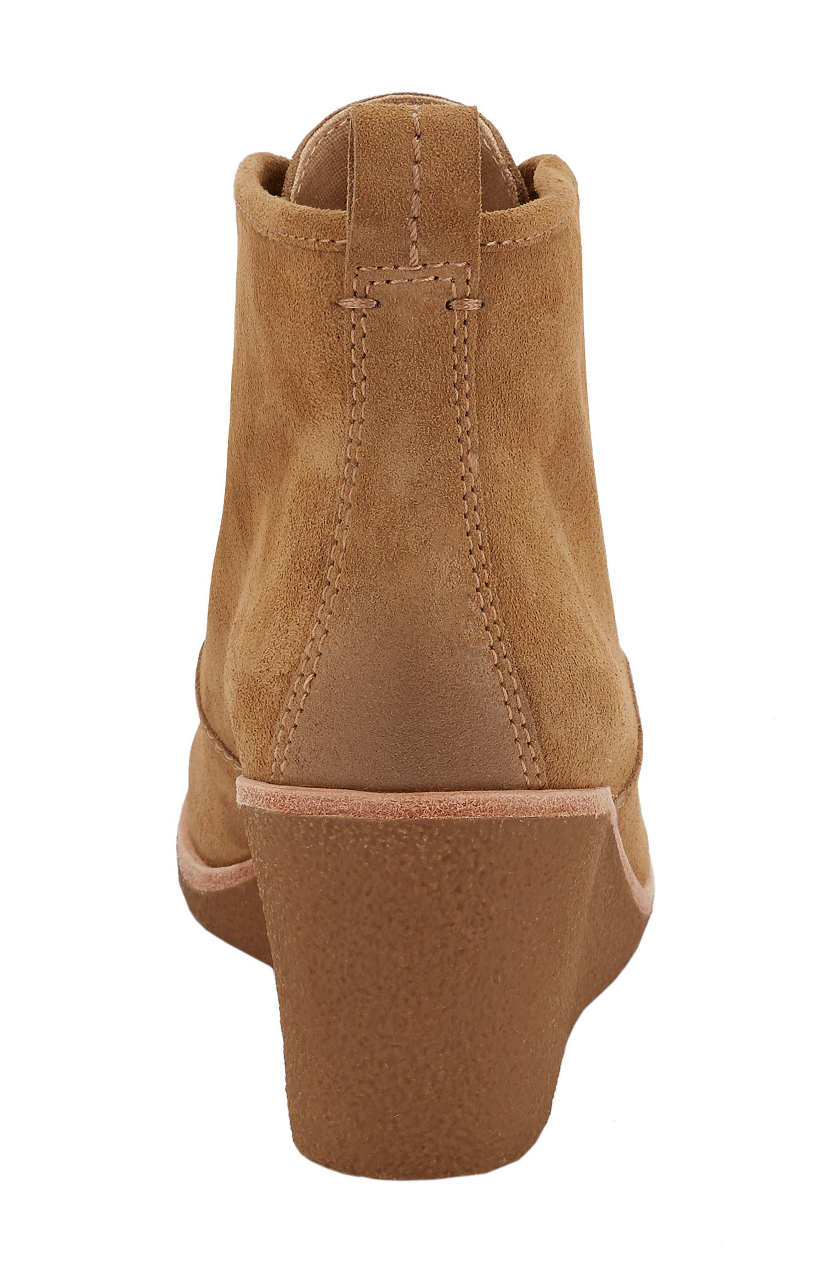 Rosa Wedge Bootie,                             Alternate thumbnail 16, color,