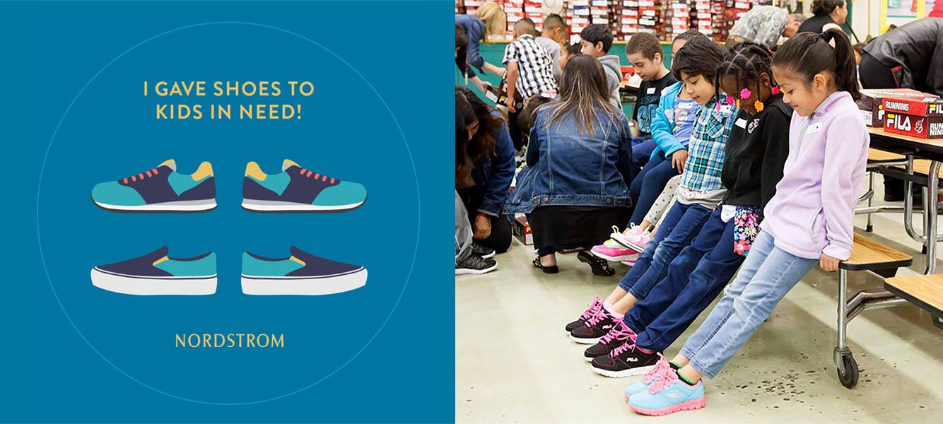 Partnering with Shoes That Fit this back-to-school season