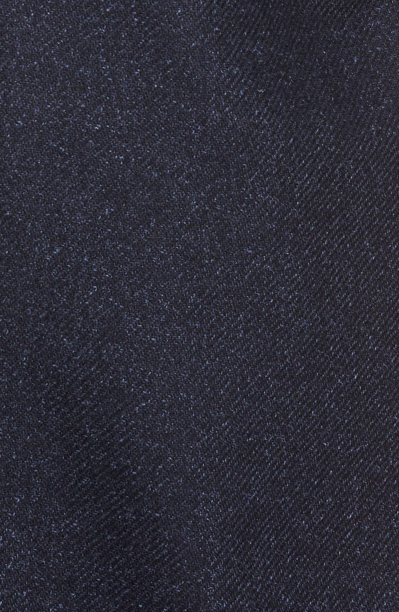 Destination Water Resistant Tweed Topcoat,                             Alternate thumbnail 7, color,                             400