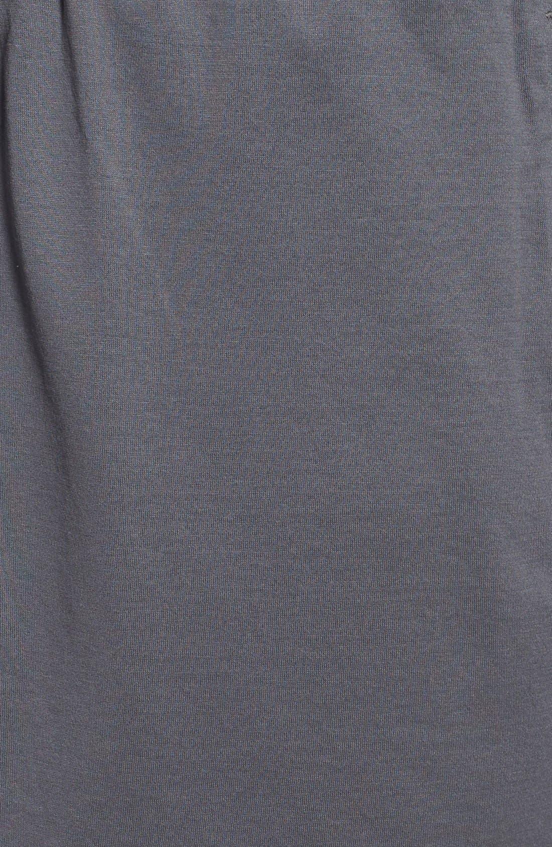 'Down Time' Knit Lounge Shorts,                             Alternate thumbnail 3, color,