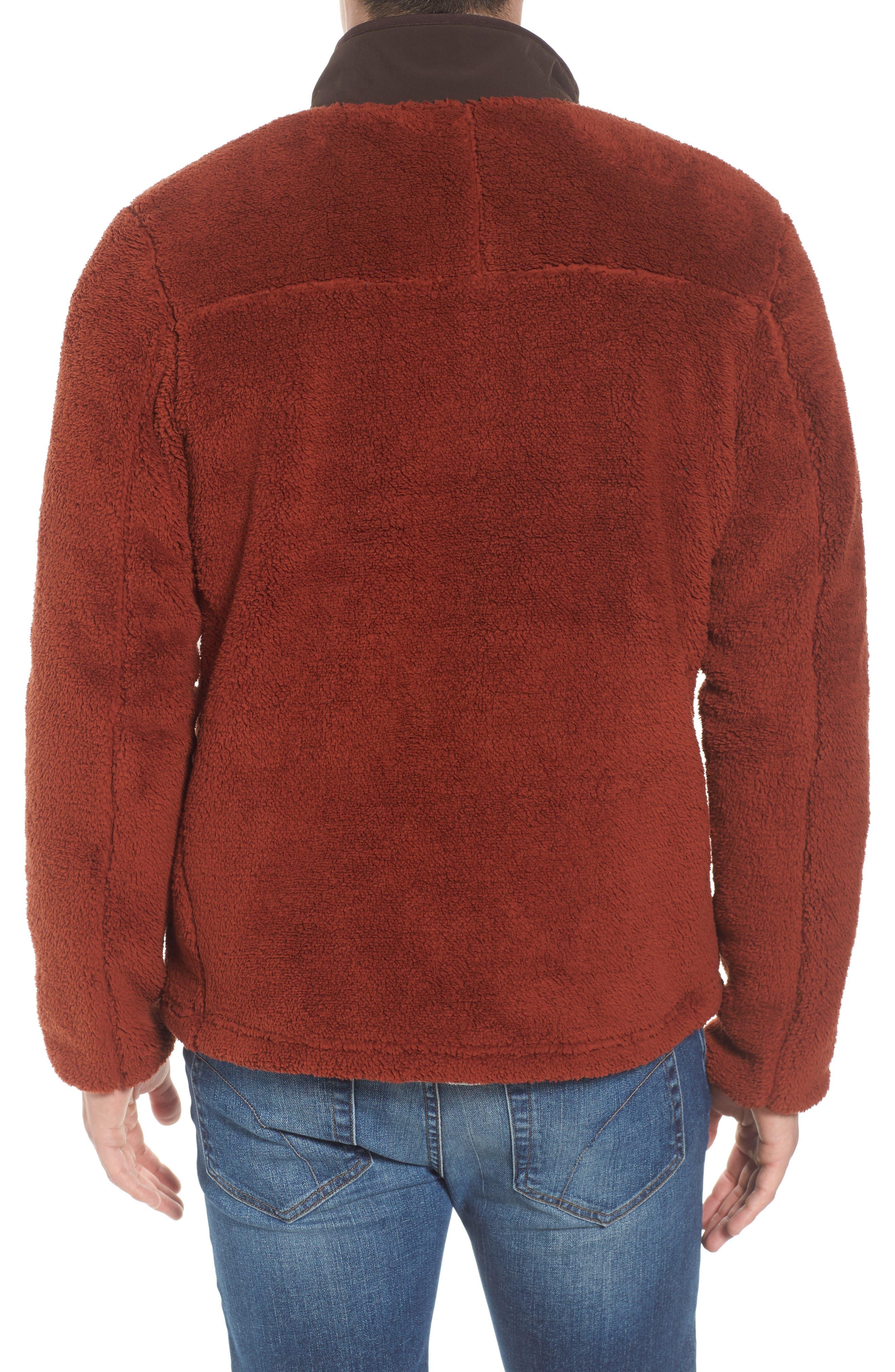 Campshire Zip Fleece Jacket,                             Alternate thumbnail 16, color,