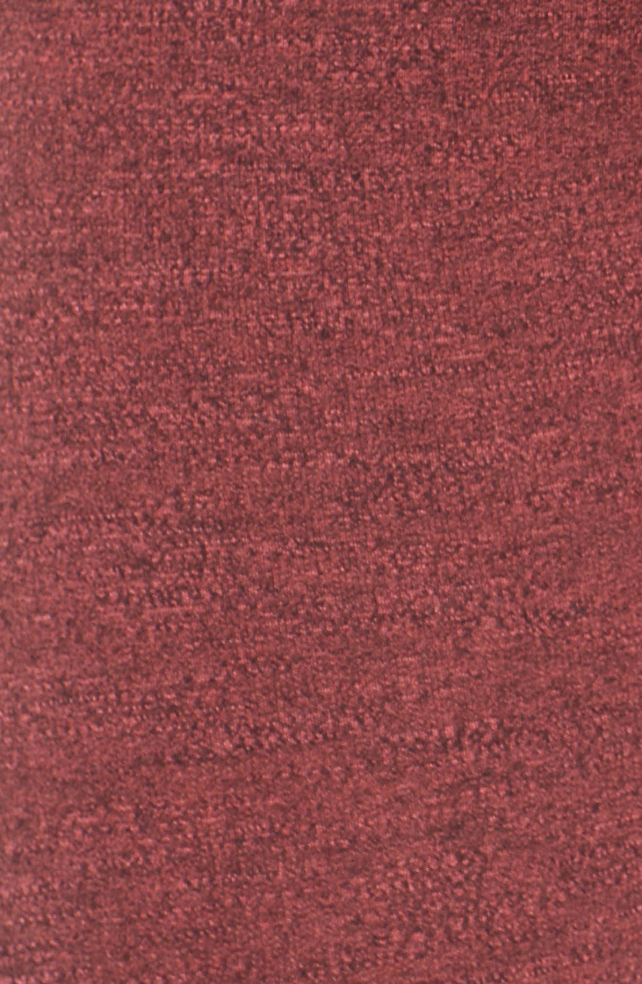 Active Stripe Yoga Pants,                             Alternate thumbnail 5, color,                             651