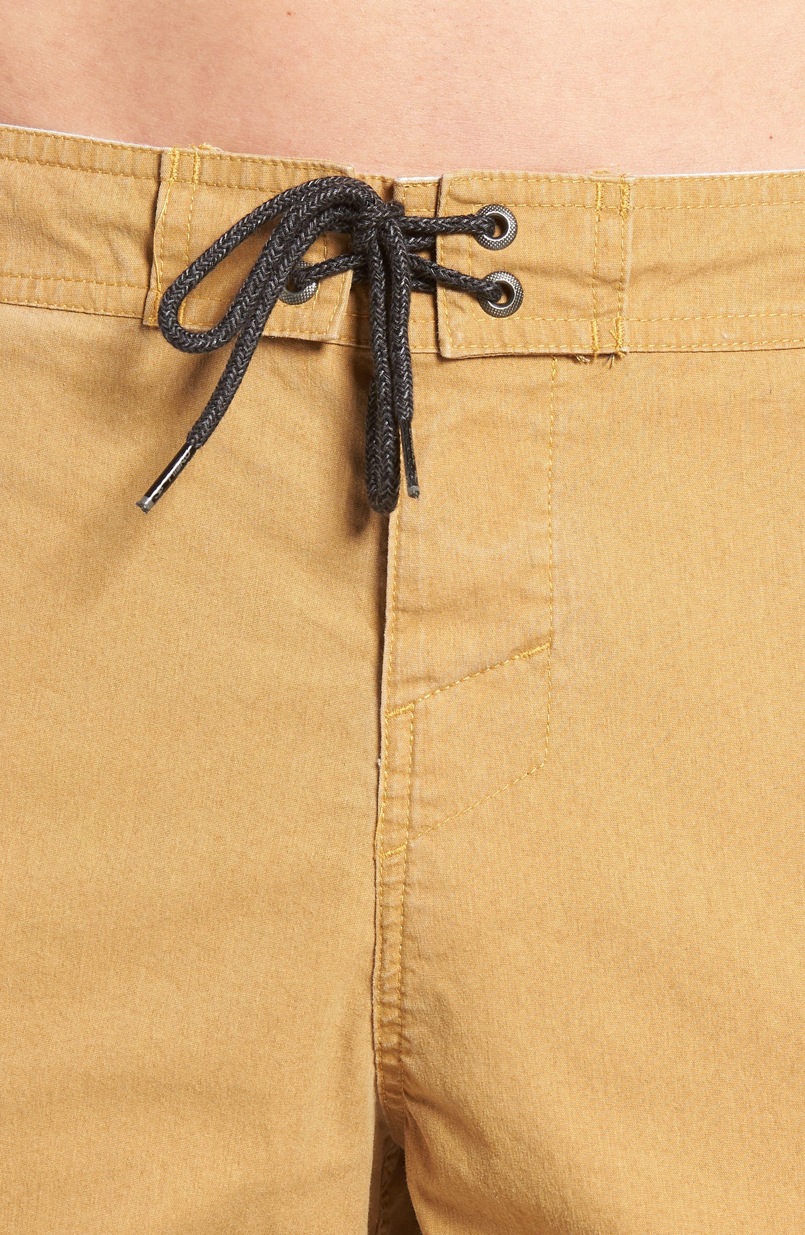 Faded Cruzer Board Shorts,                             Alternate thumbnail 4, color,                             206