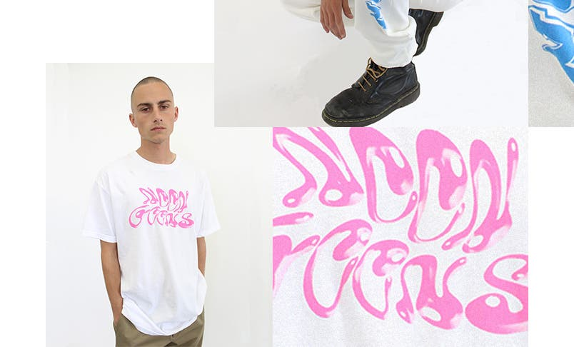 The designer behind surf- and skate-inspired menswear brand Noon Goons follows his passions.
