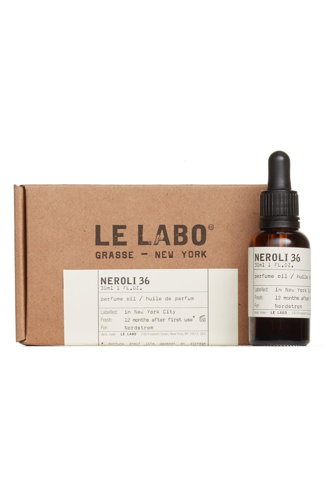 'Neroli 36' Perfume Oil,                             Alternate thumbnail 4, color,                             NO COLOR