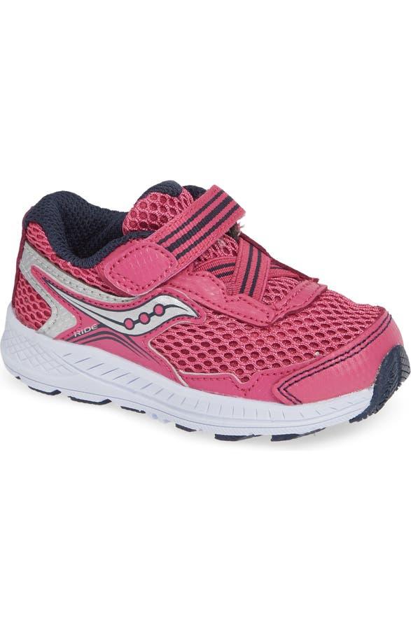 3e555d1e657d Saucony Ride 10 Jr Sneaker (Baby