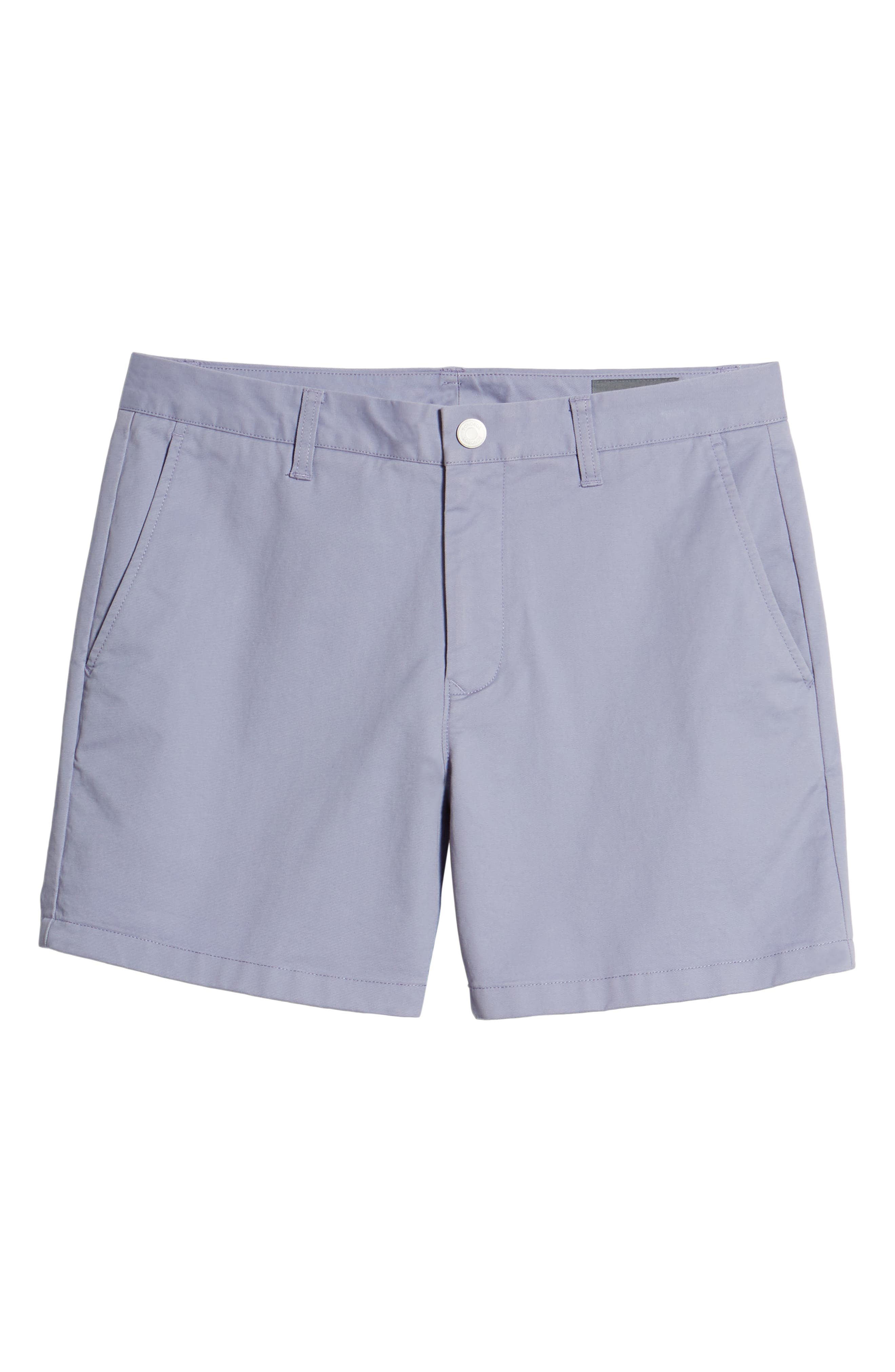 Stretch Washed Chino 5-Inch Shorts,                             Alternate thumbnail 155, color,