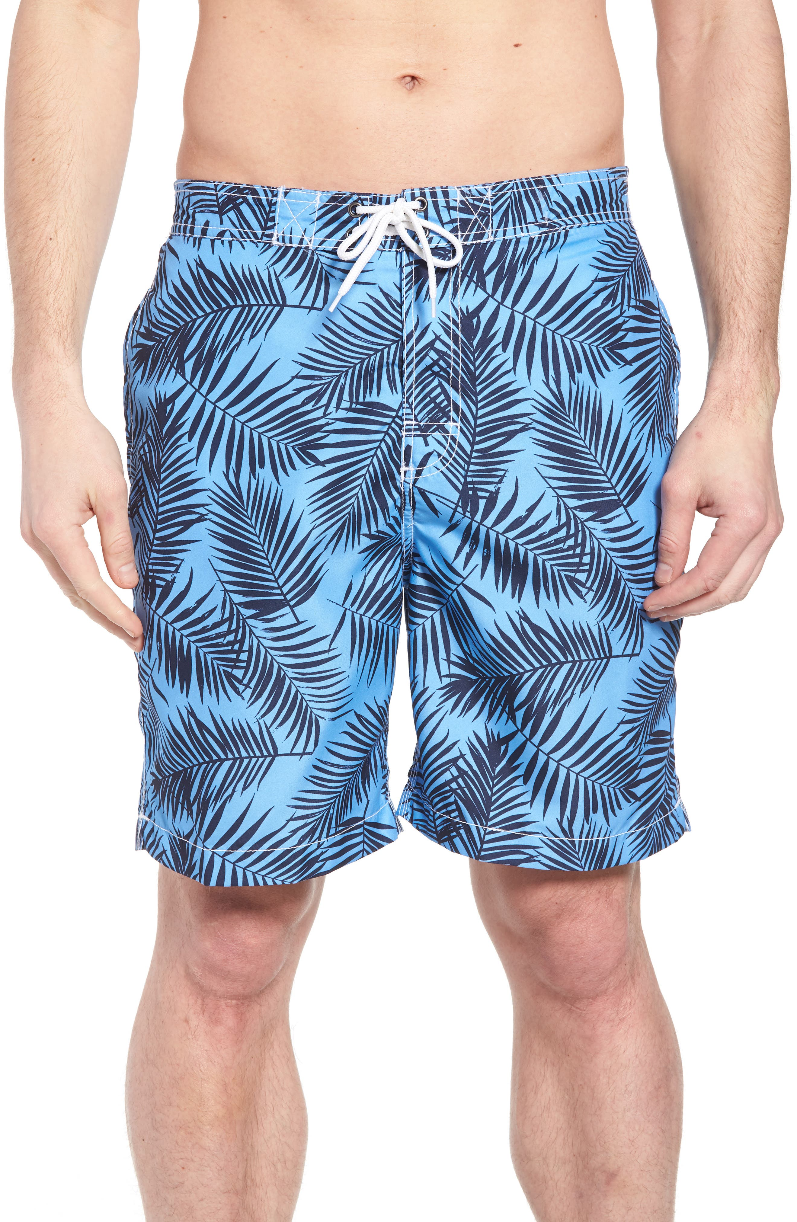 Swami Tropical Island Board Shorts,                             Main thumbnail 1, color,                             461