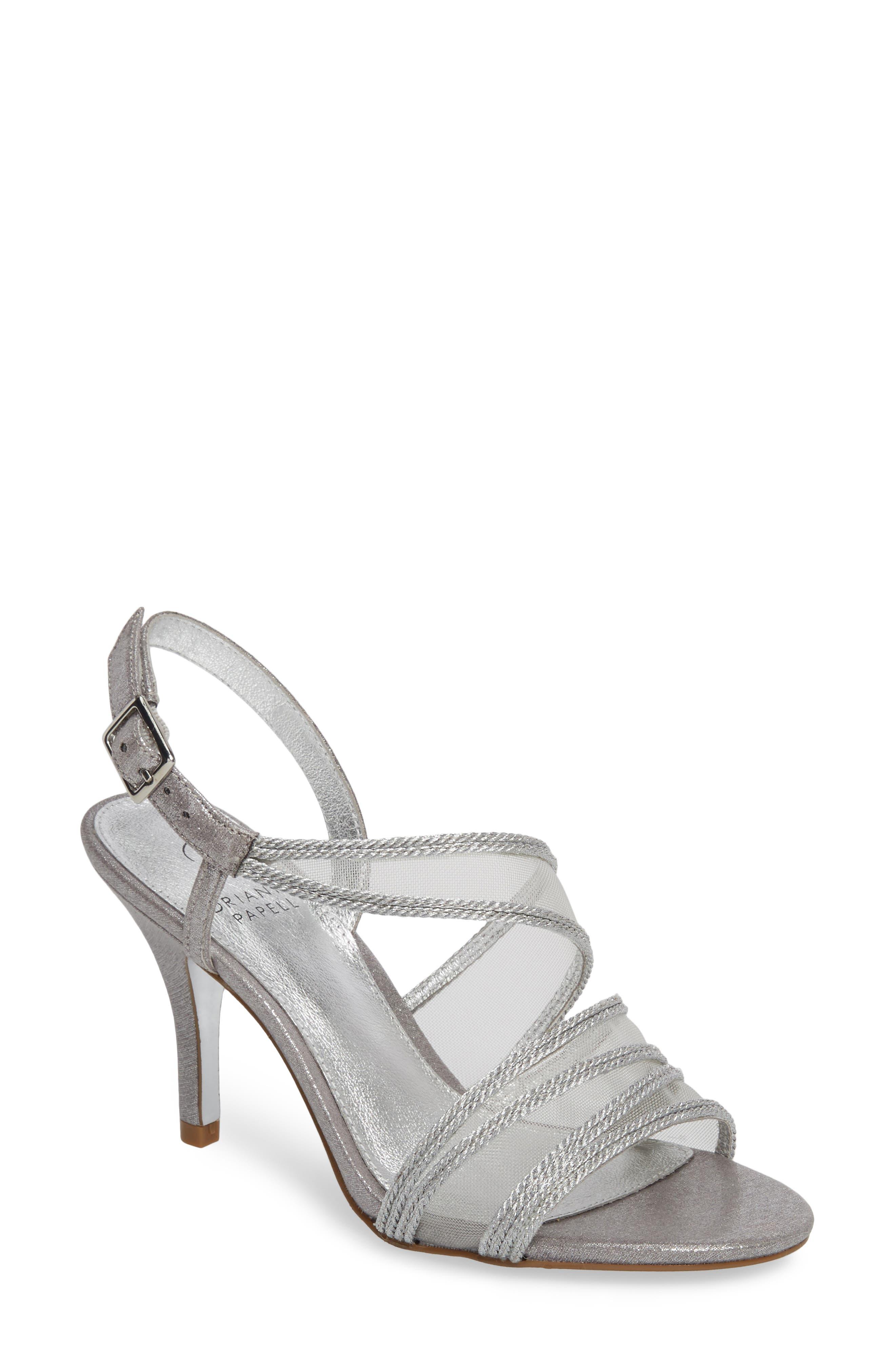 Adelphi Asymmetrical Mesh Sandal,                         Main,                         color,