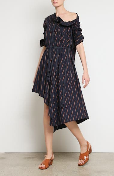 Alternate Video 7  - PALMER//HARDING Gallery One-Shoulder Dress