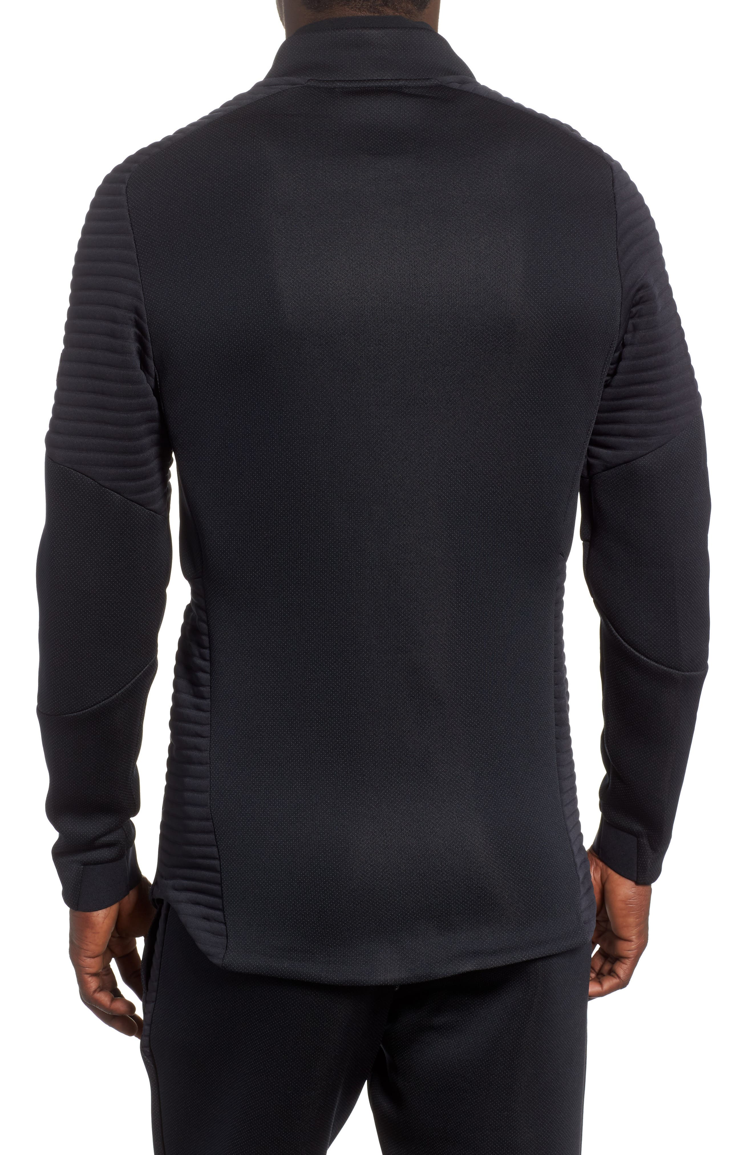 Unstoppable /MOVE Jacket,                             Alternate thumbnail 2, color,                             BLACK/ CHARCOAL/ BLACK