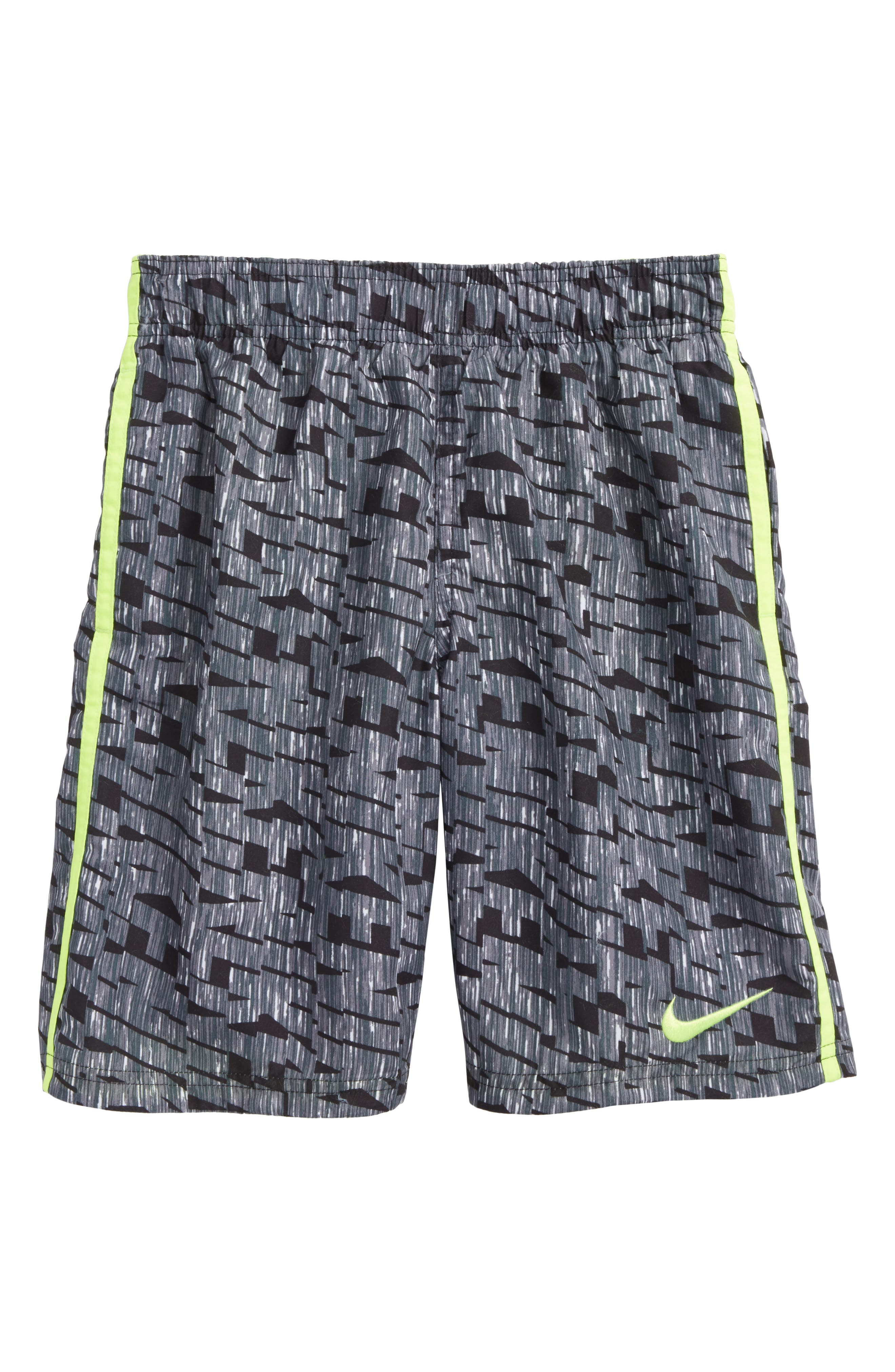 Diverge Volley Shorts,                             Main thumbnail 1, color,                             001