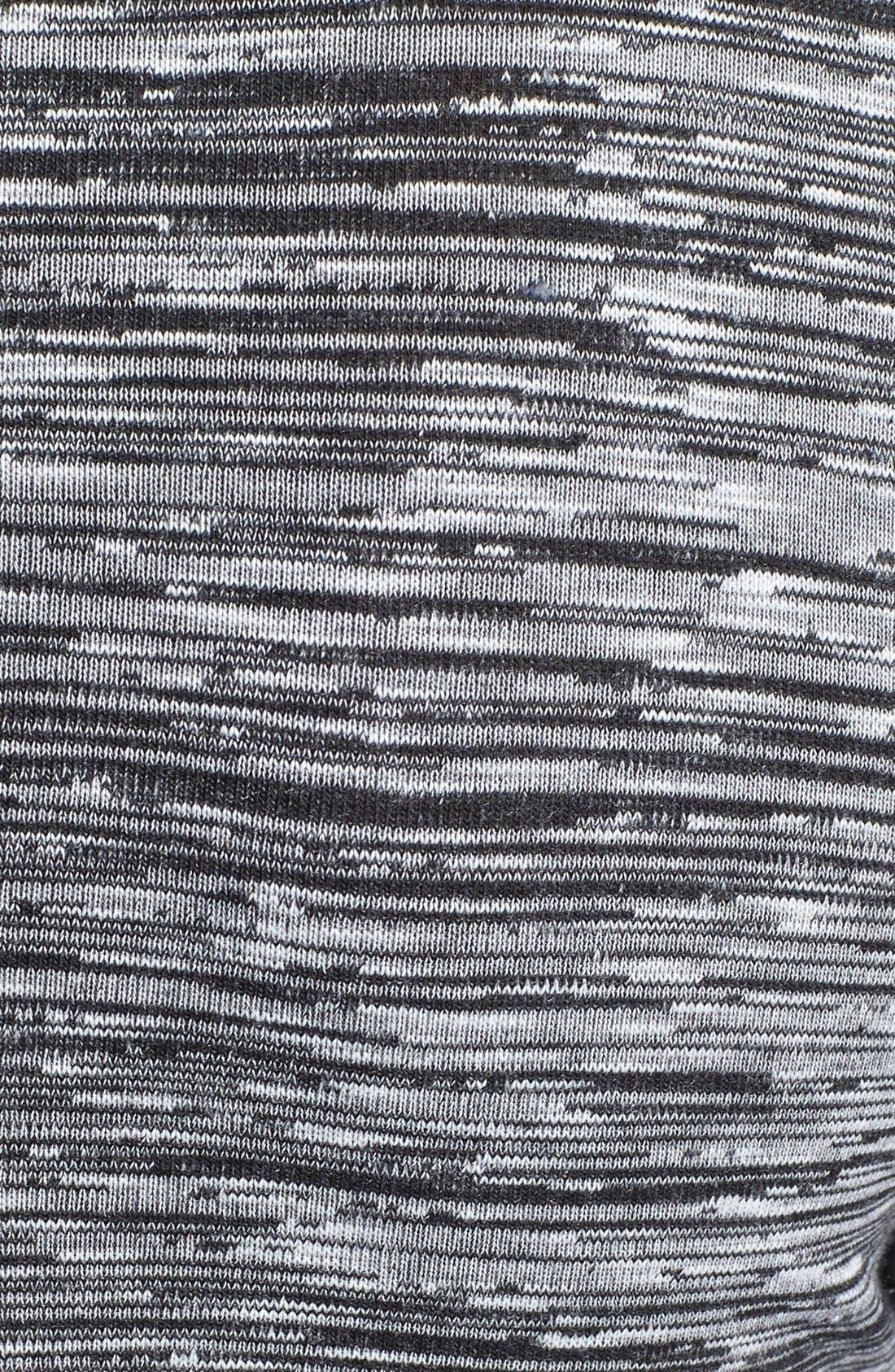 'Fast City' Space Dye Sheath Dress,                             Alternate thumbnail 3, color,                             069