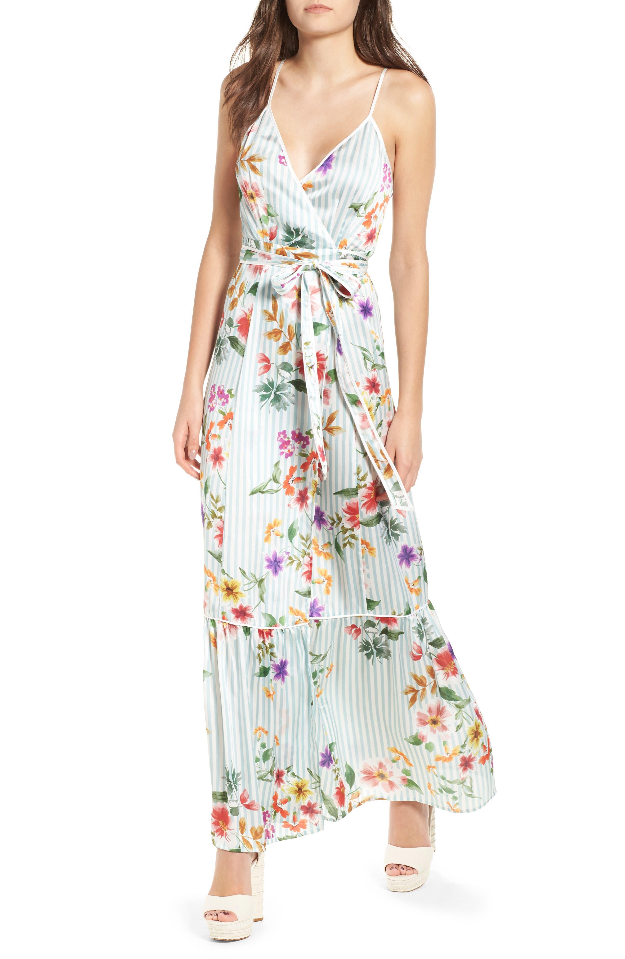 Aubrie Maxi Dress,                         Main,                         color, 400