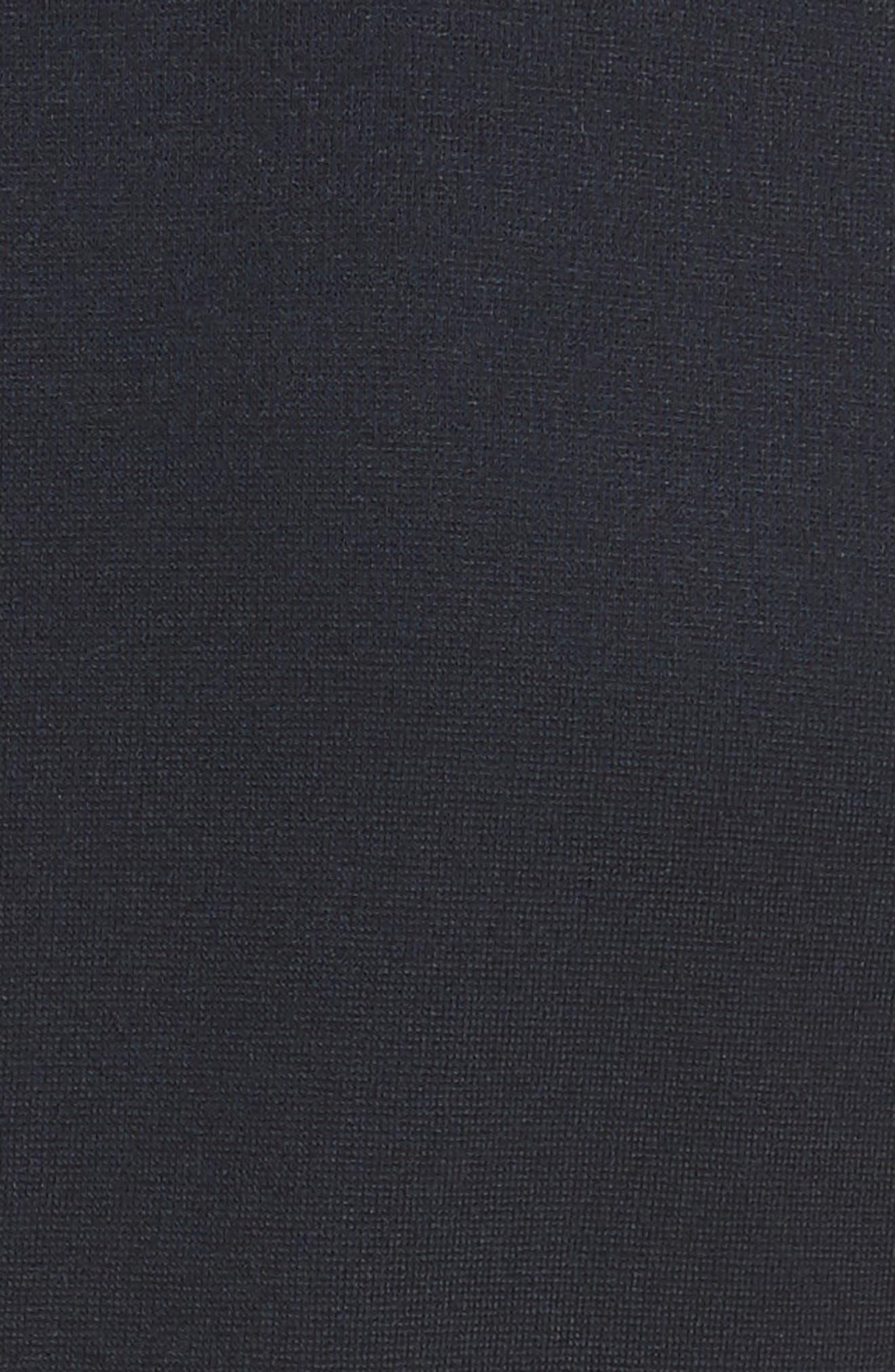 Milano Jersey Dress,                             Alternate thumbnail 5, color,                             414