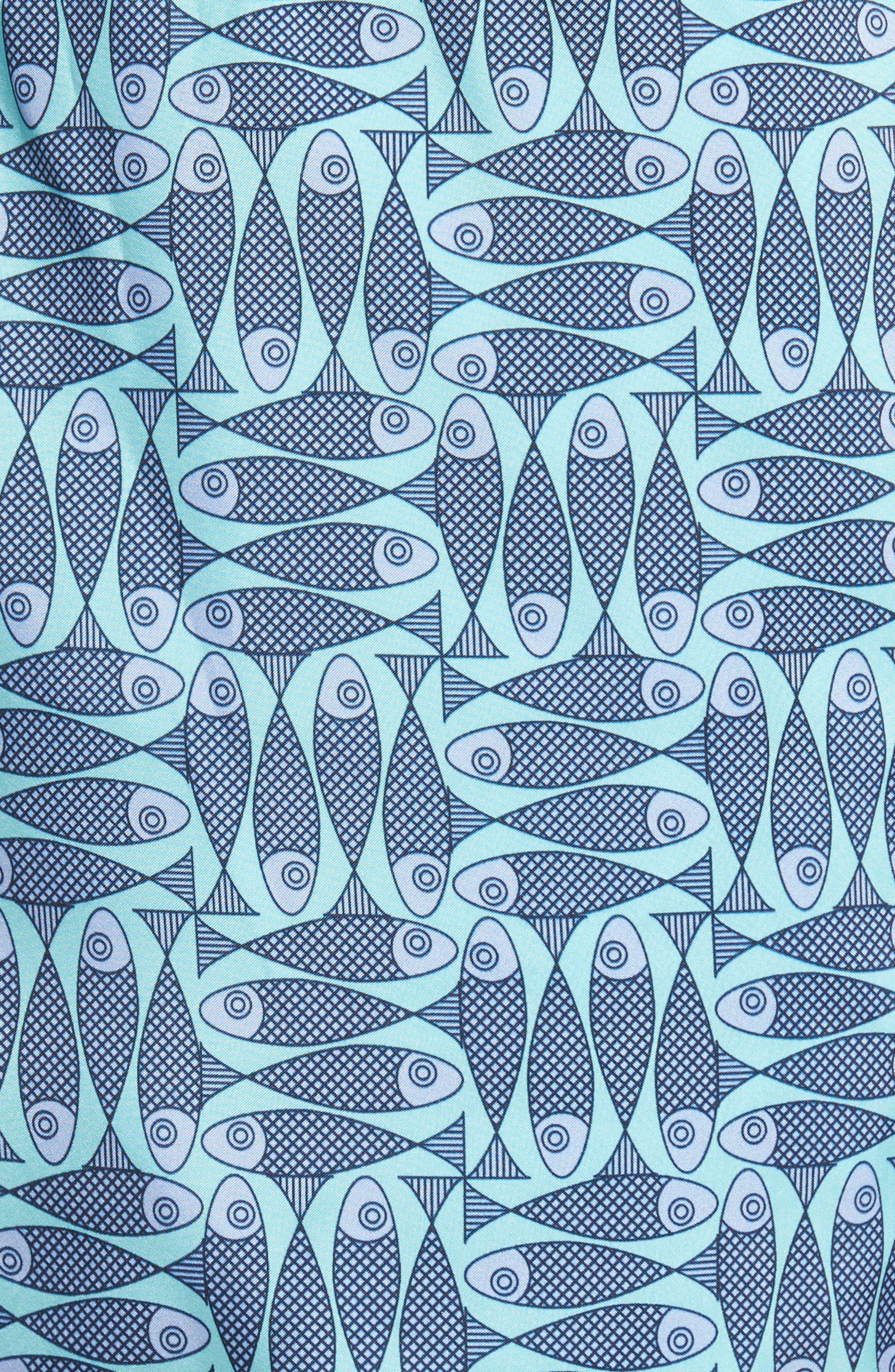 Mahina Packable Swim Trunks,                             Alternate thumbnail 5, color,