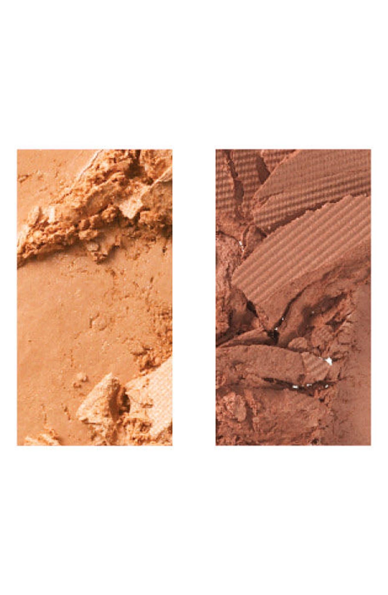 MAC Mirage Noir Bronzing Powder,                             Alternate thumbnail 4, color,                             MATTE BRONZE