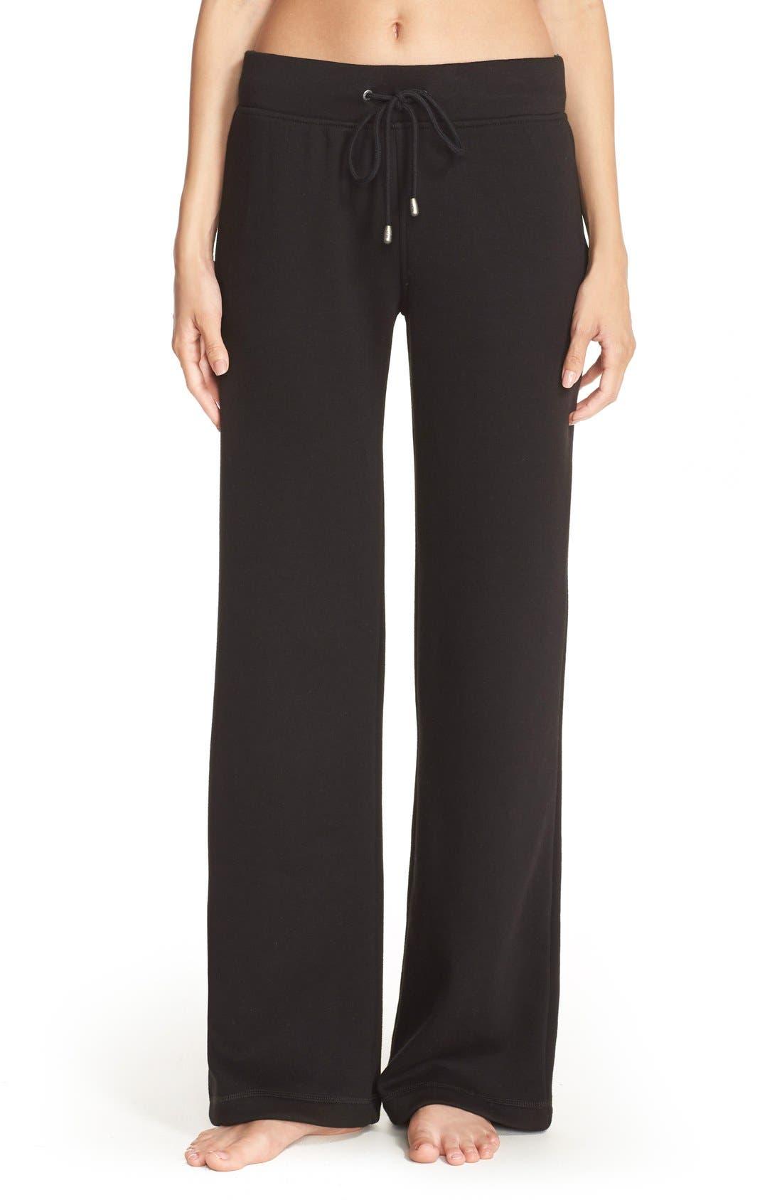 'Collins' Double Knit Pants,                         Main,                         color,