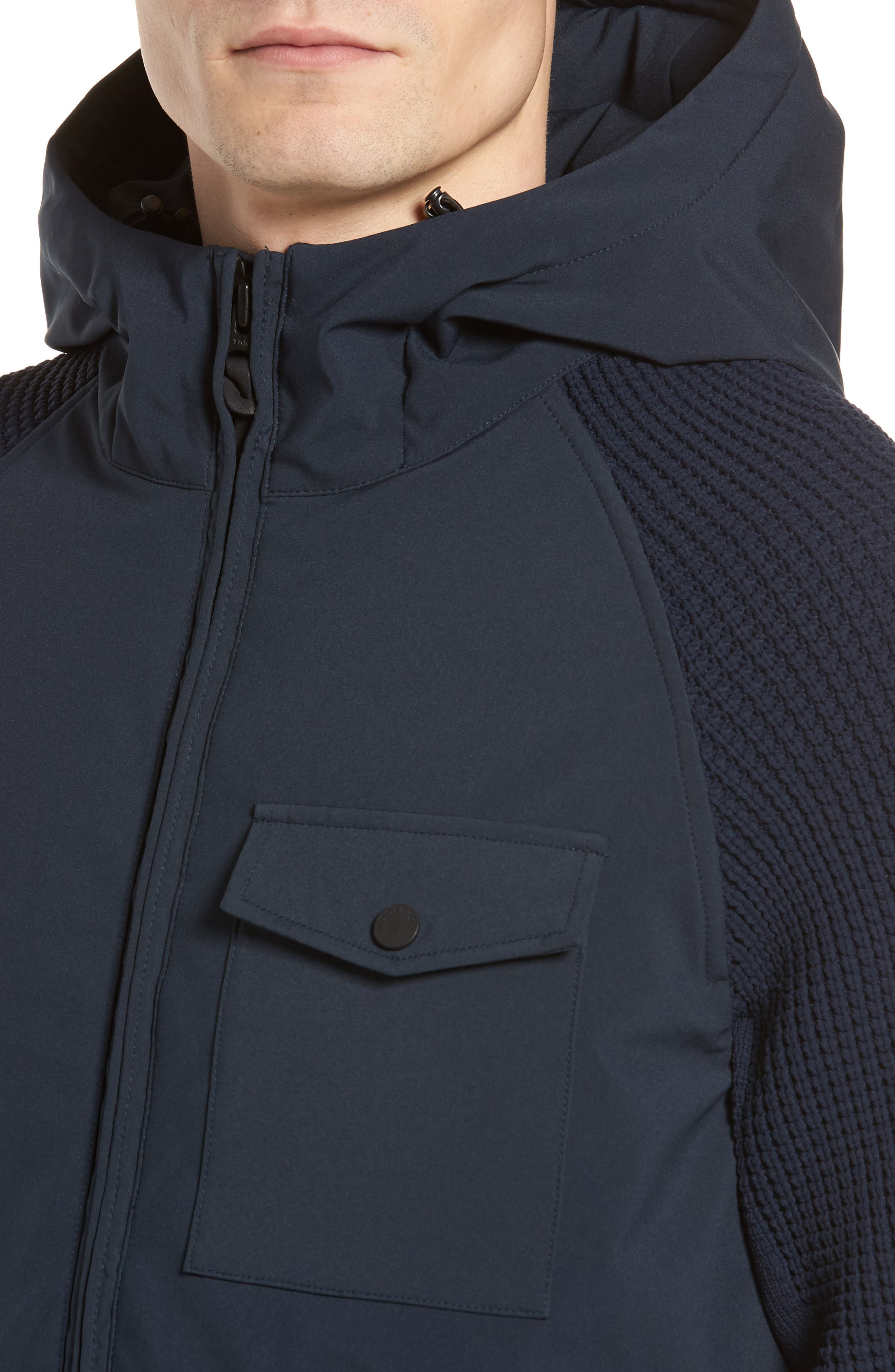 & Bros. Plum Run Jacket,                             Alternate thumbnail 4, color,                             400
