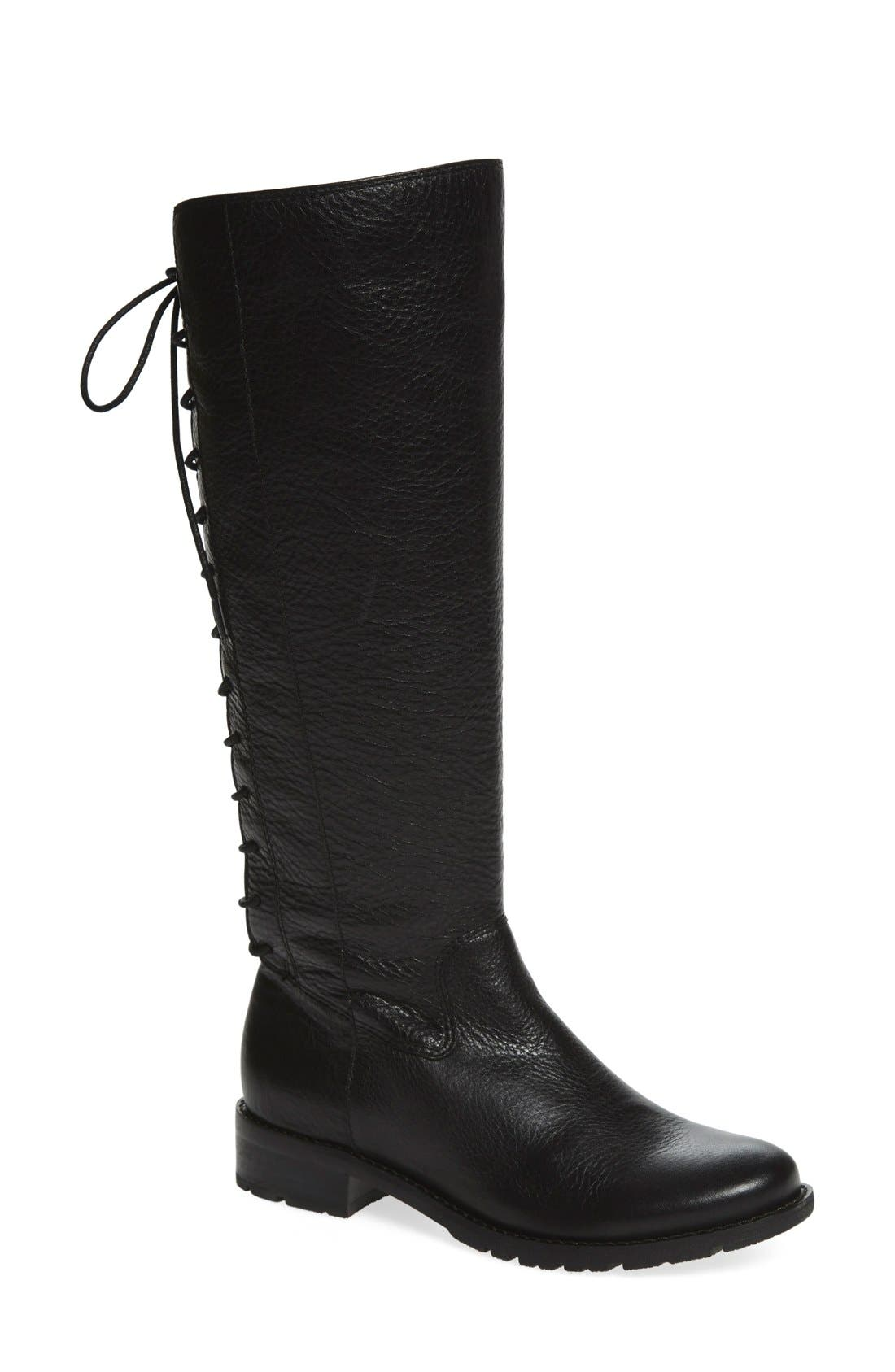 'Sharnell' Riding Boot,                             Main thumbnail 3, color,