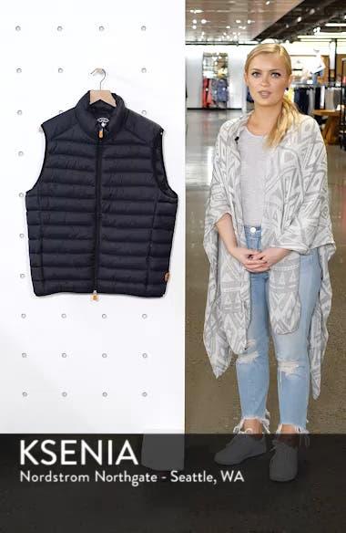 Lightweight Packable Vest, sales video thumbnail
