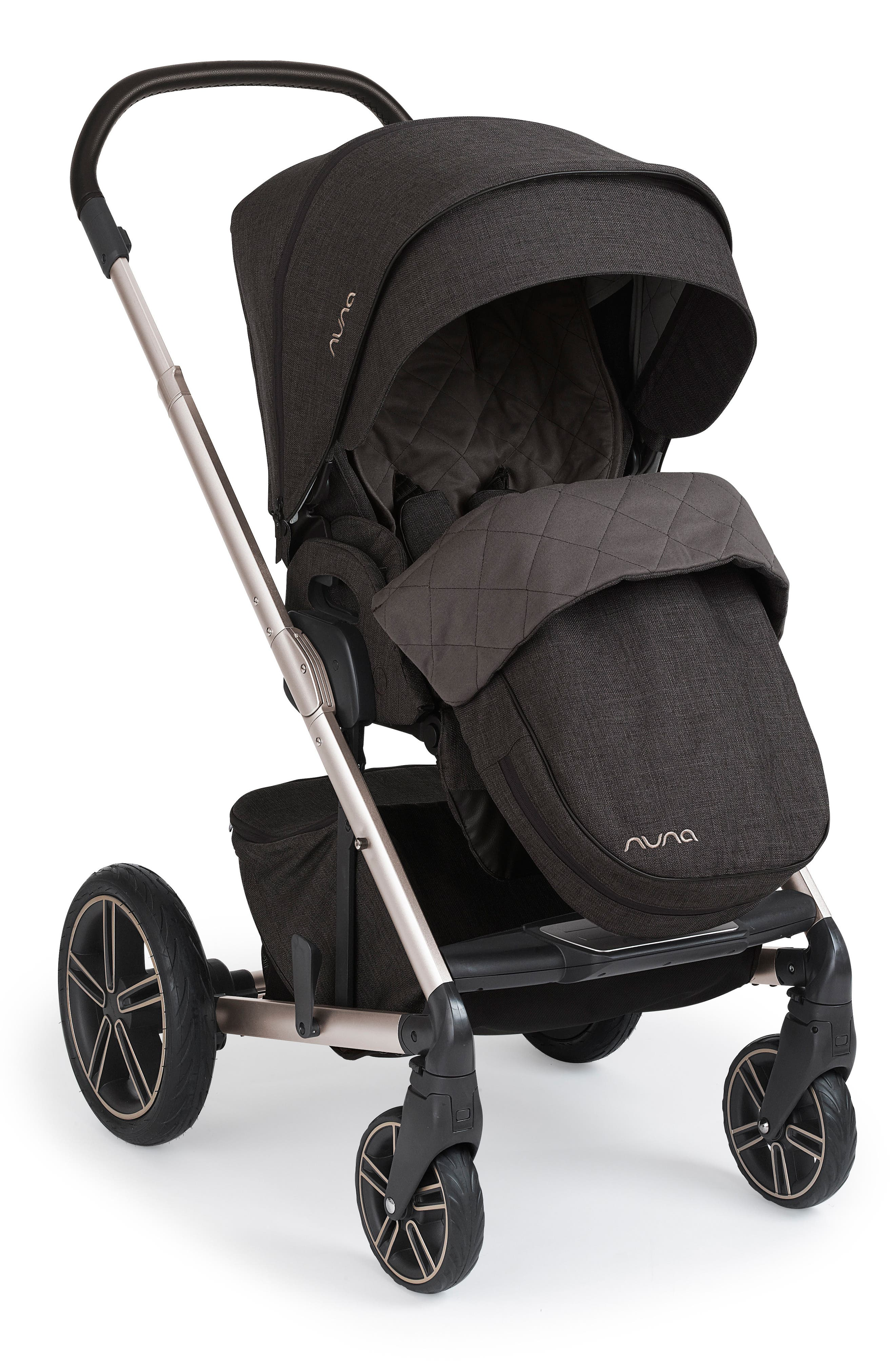 MIXX<sup>™</sup> Suited Collection Stroller & Bassinet Set,                             Alternate thumbnail 3, color,                             001