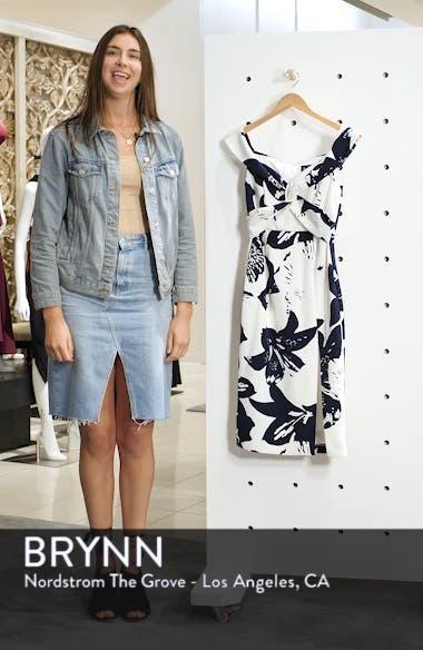 Botanica Off the Shoulder Dress, sales video thumbnail