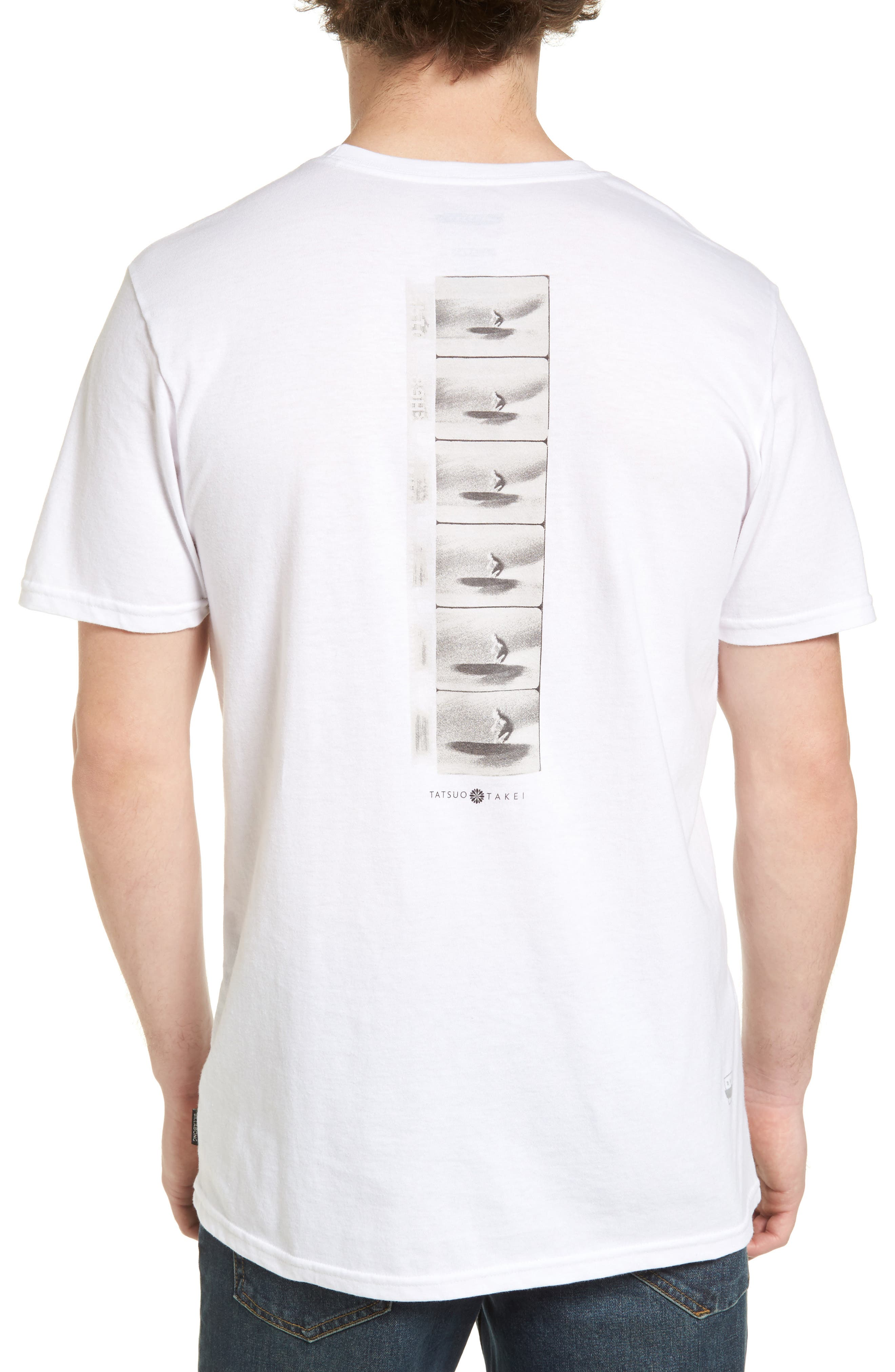 Sequence T-Shirt,                             Alternate thumbnail 2, color,                             100