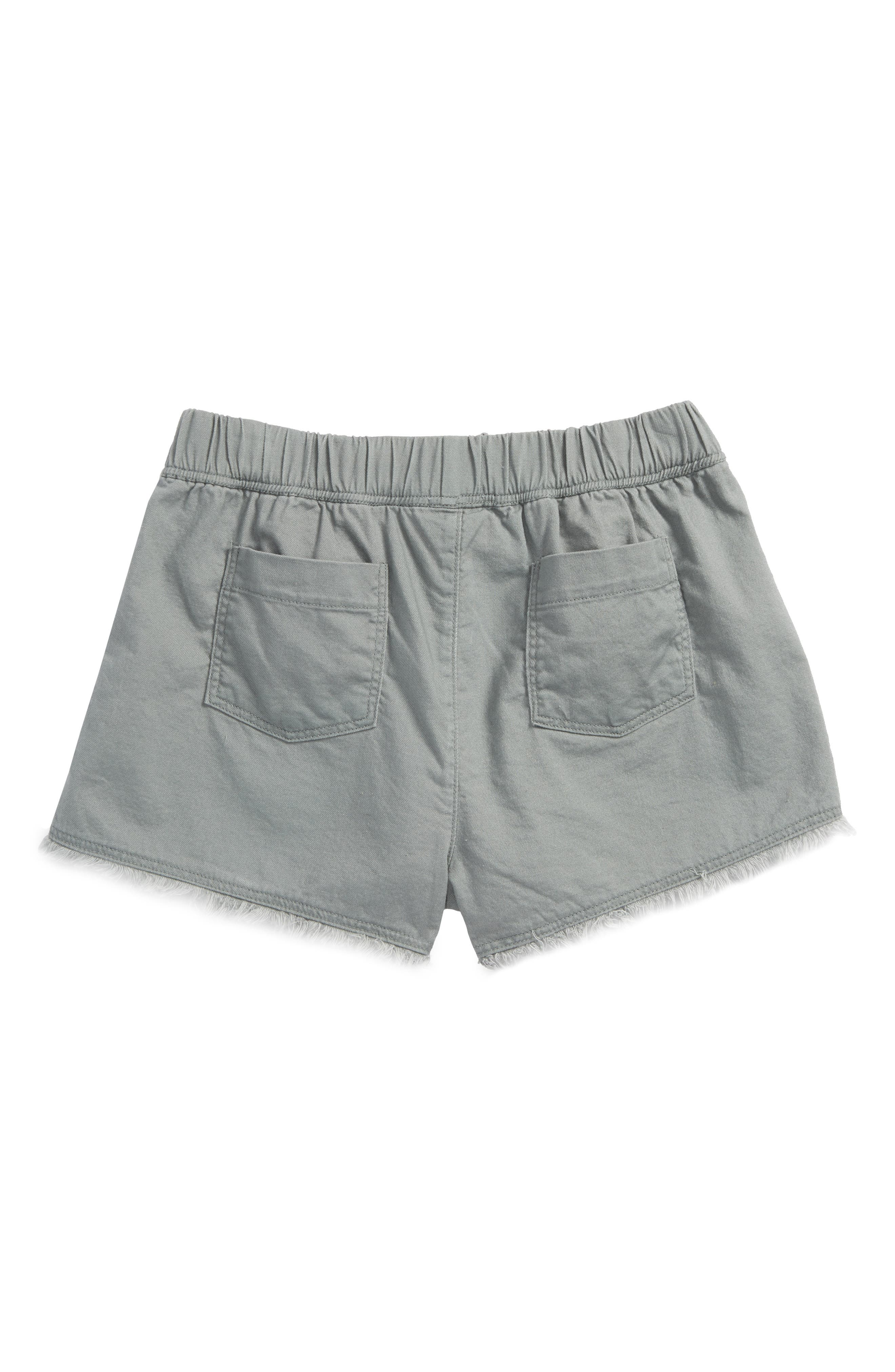 Twill Shorts,                             Alternate thumbnail 2, color,