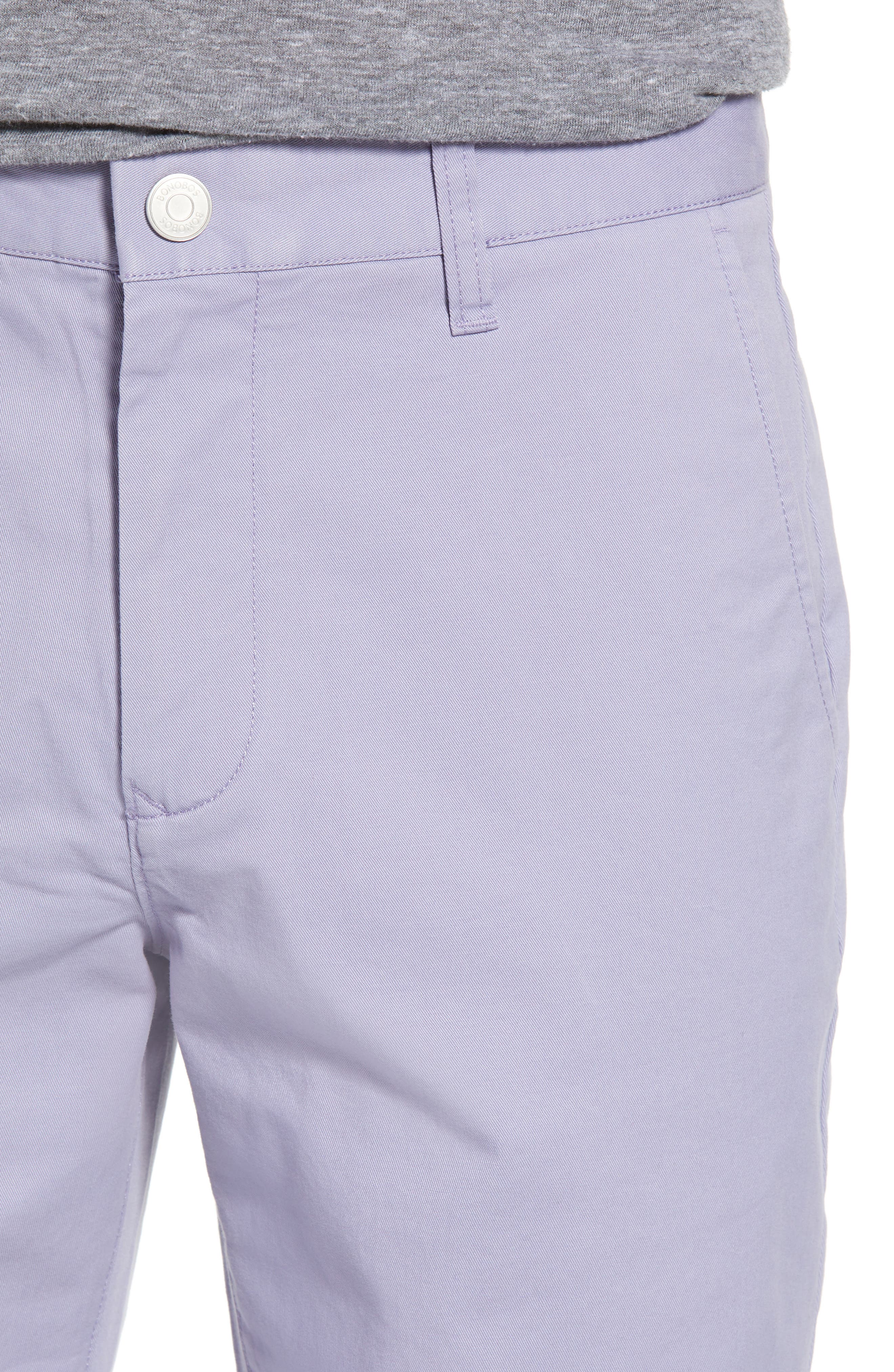 Stretch Washed Chino 11-Inch Shorts,                             Alternate thumbnail 73, color,