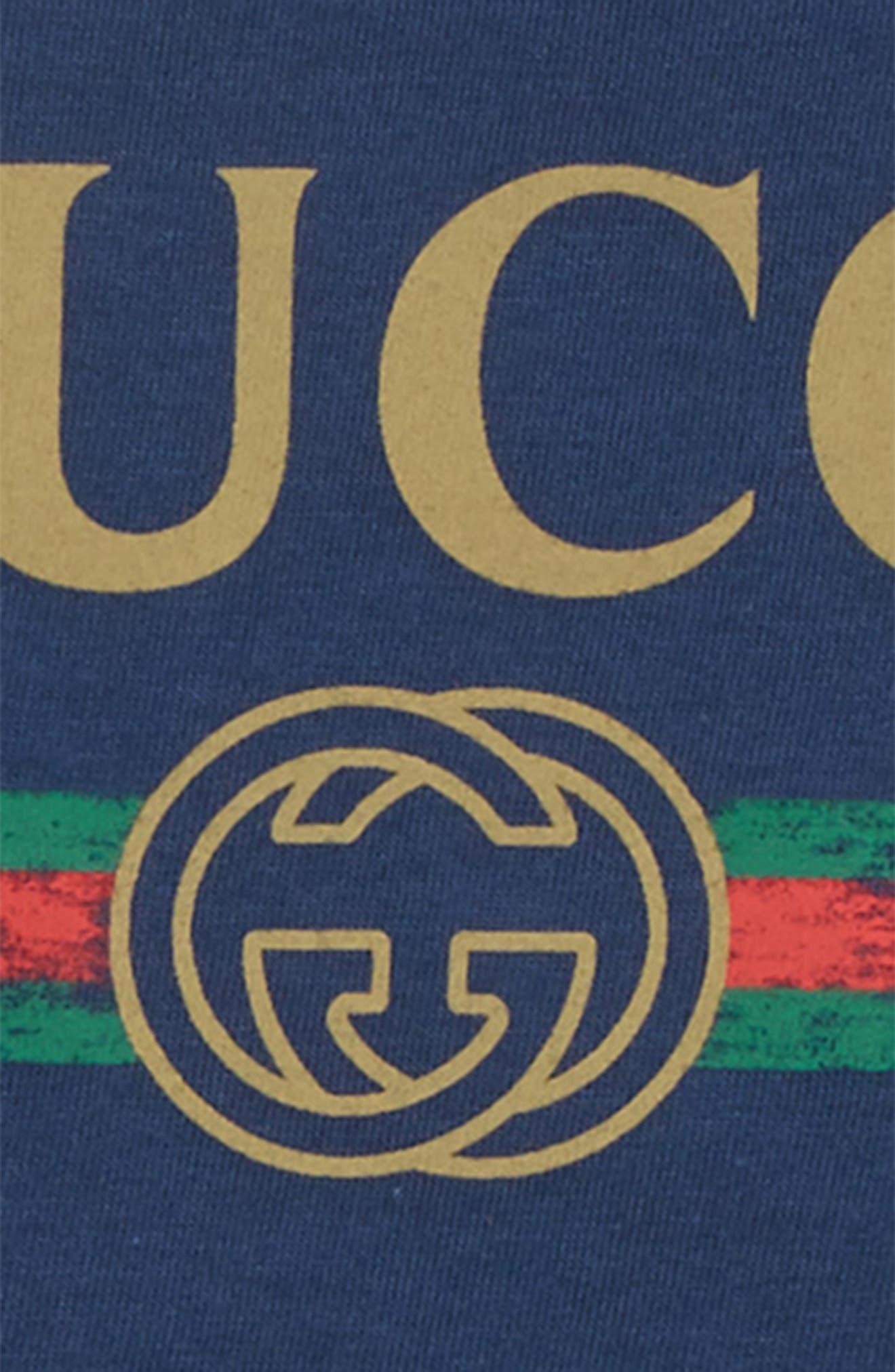 Logo T-Shirt,                             Alternate thumbnail 2, color,                             486