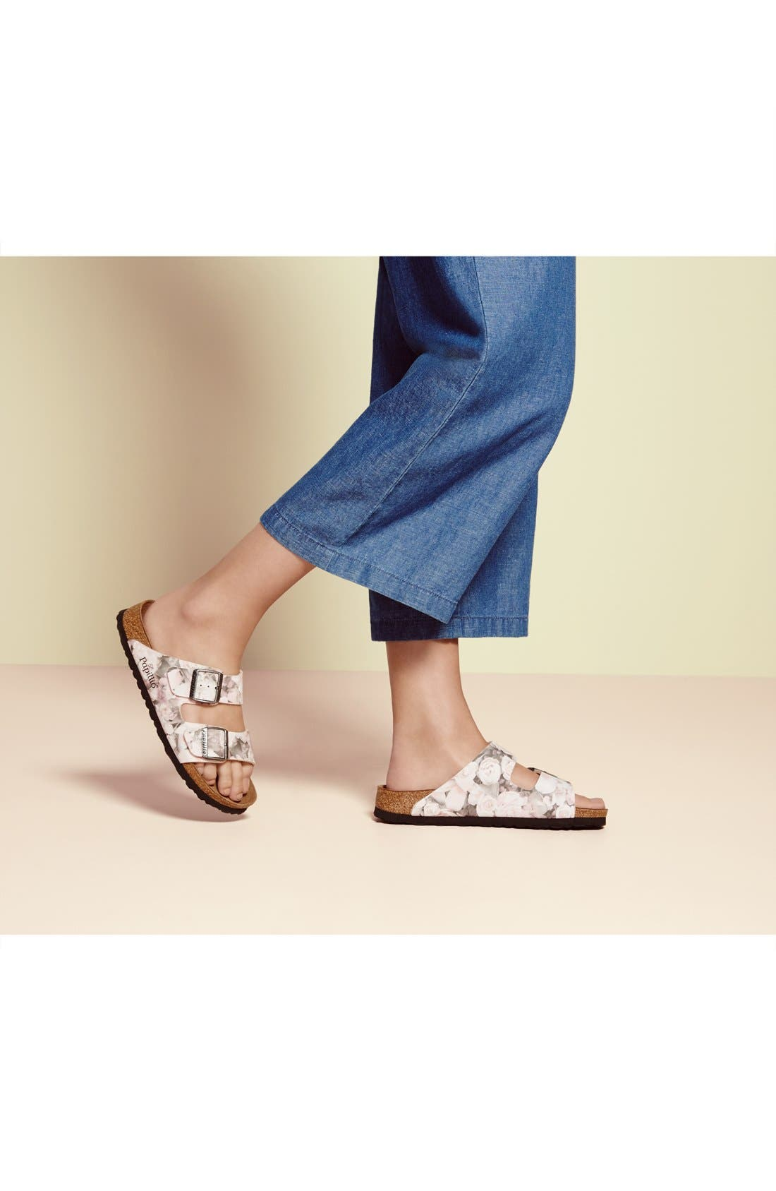 Papillio by Birkenstock 'Arizona' Birko-Flor Sandal,                             Alternate thumbnail 46, color,