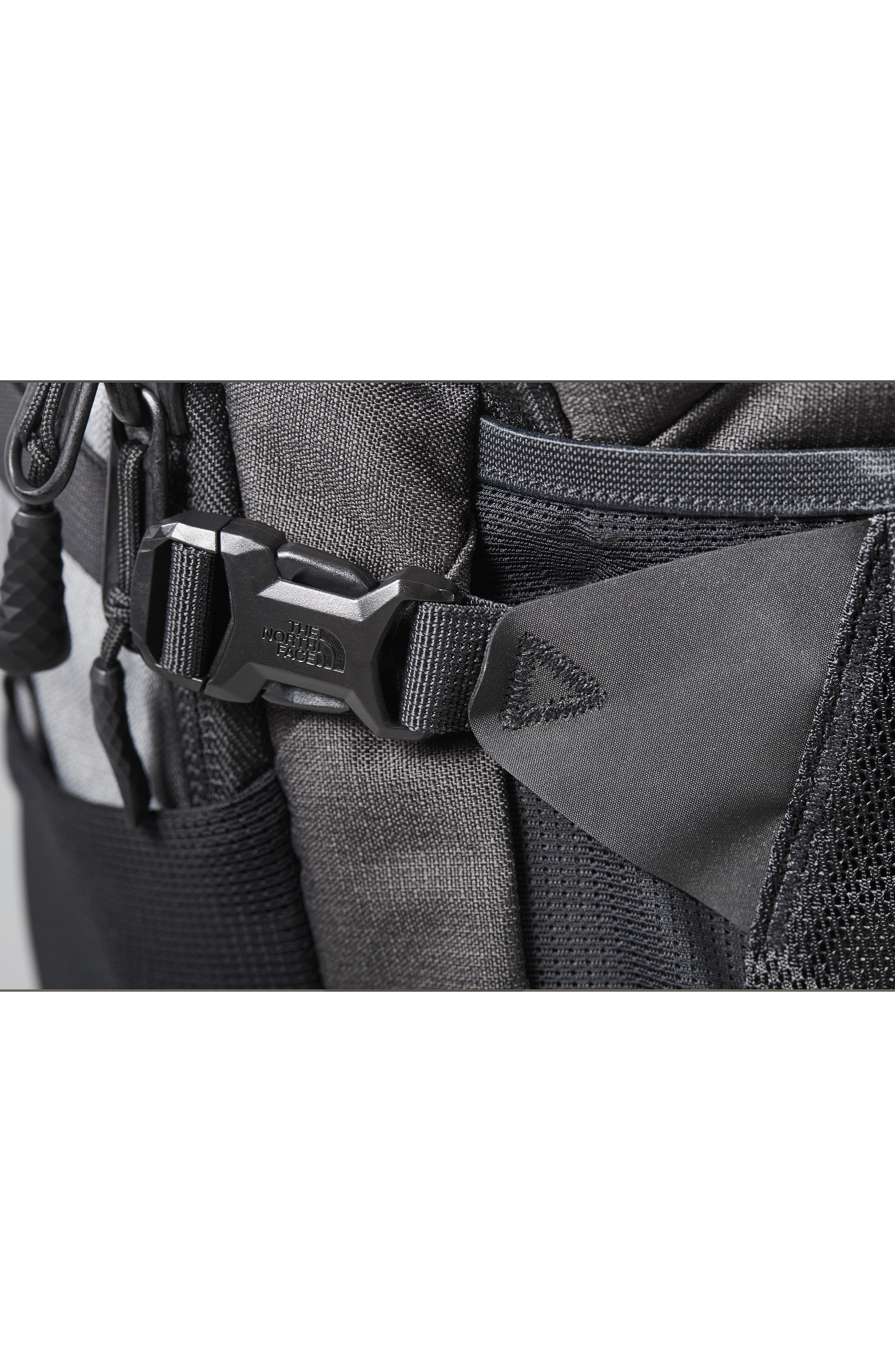 Recon Backpack,                             Alternate thumbnail 10, color,                             HIGH RISE GREY HEATHER/ GREY