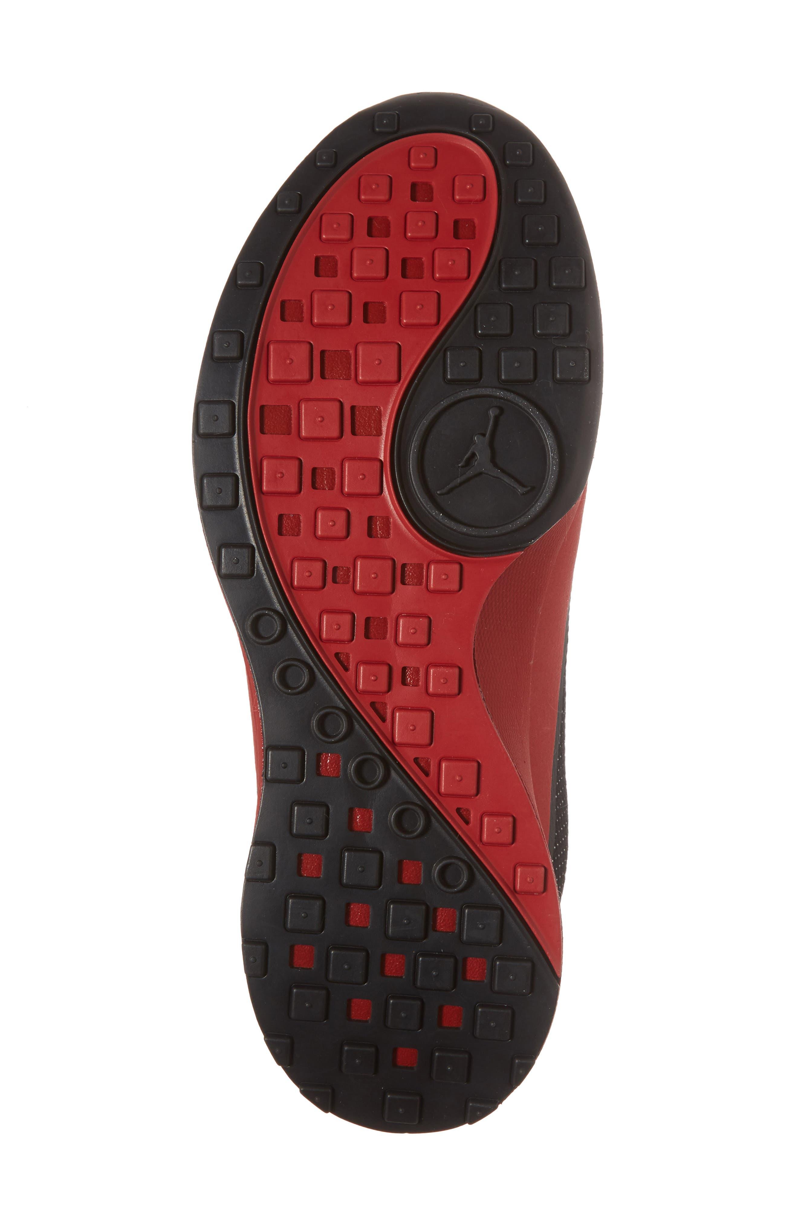 Jordan Zoom Tenacity Running Shoe,                             Alternate thumbnail 6, color,                             001