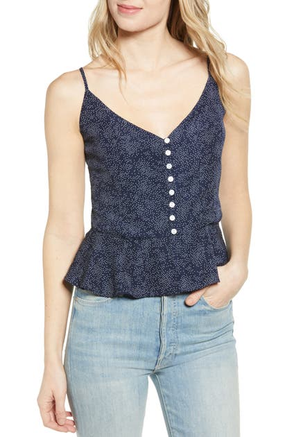 Heartloom MORGAN PEPLUM TOP