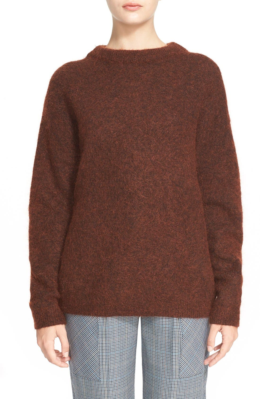 'Dramatic Moh' Sweater, Main, color, 200