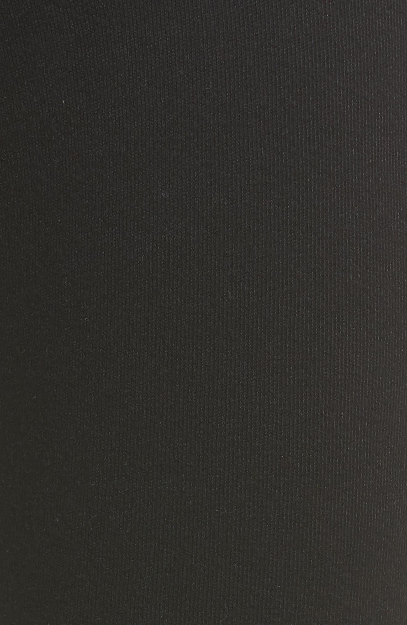 Ruthie Shredded Jogger Pants,                             Alternate thumbnail 5, color,                             001
