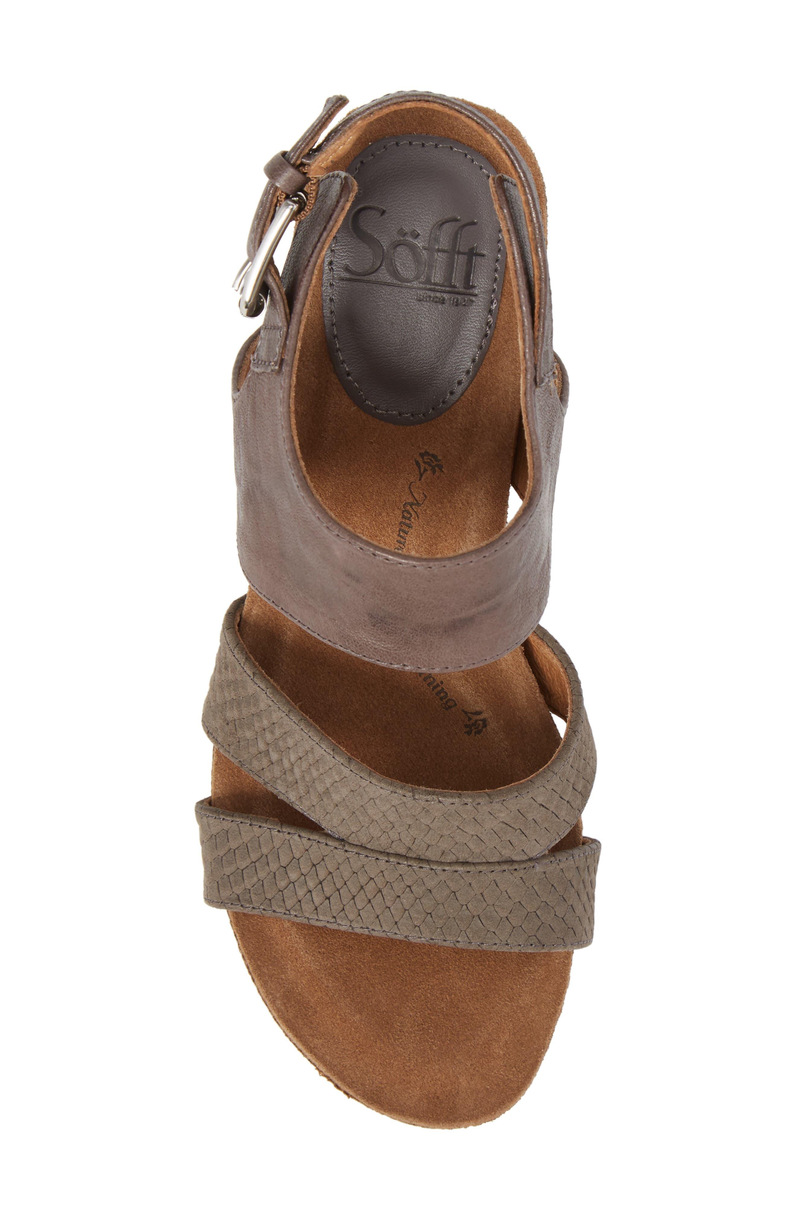 Velden Wedge Sandal,                             Alternate thumbnail 14, color,