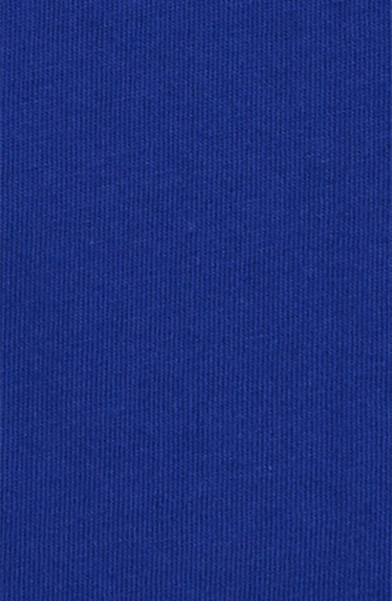 Leslie T-Shirt,                             Alternate thumbnail 2, color,                             COBALT BLUE