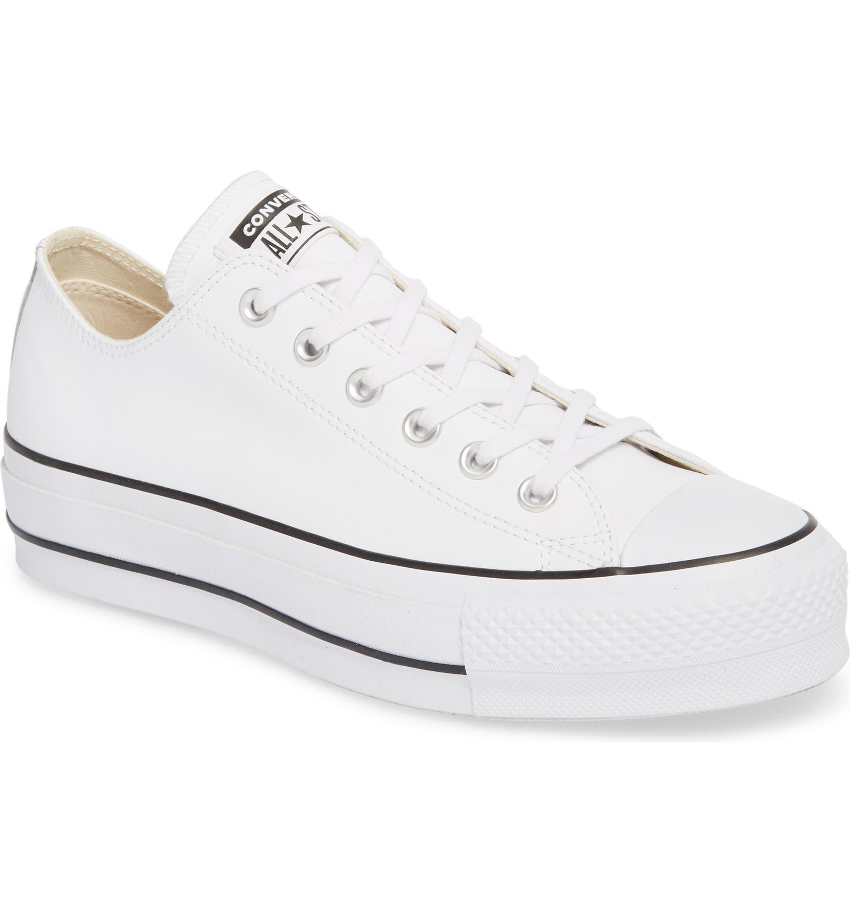 557b5aff5352 Converse Chuck Taylor® All Star® Platform Sneaker (Women)