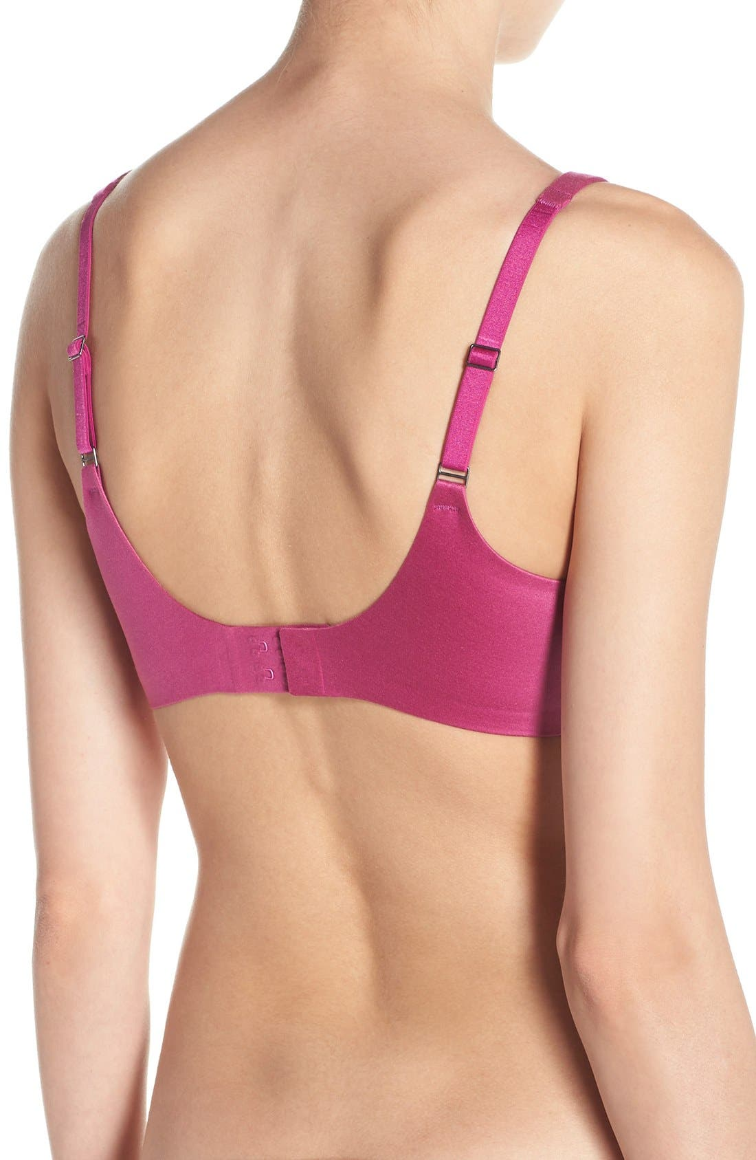 Pillow Cup Signature Full Coverage Underwire Bra,                             Alternate thumbnail 14, color,