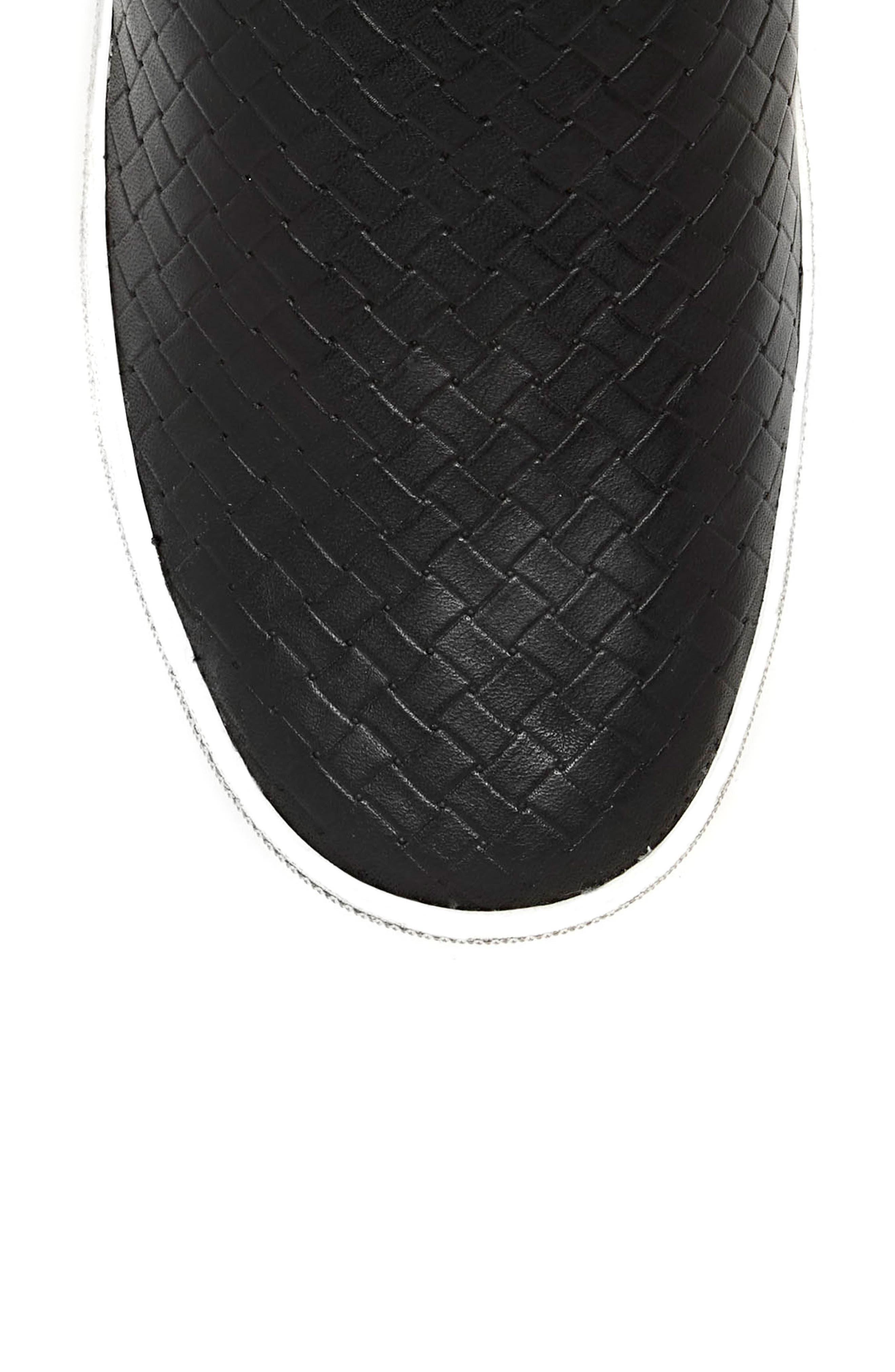 Cariana Slip-On Sneaker,                             Alternate thumbnail 7, color,                             001