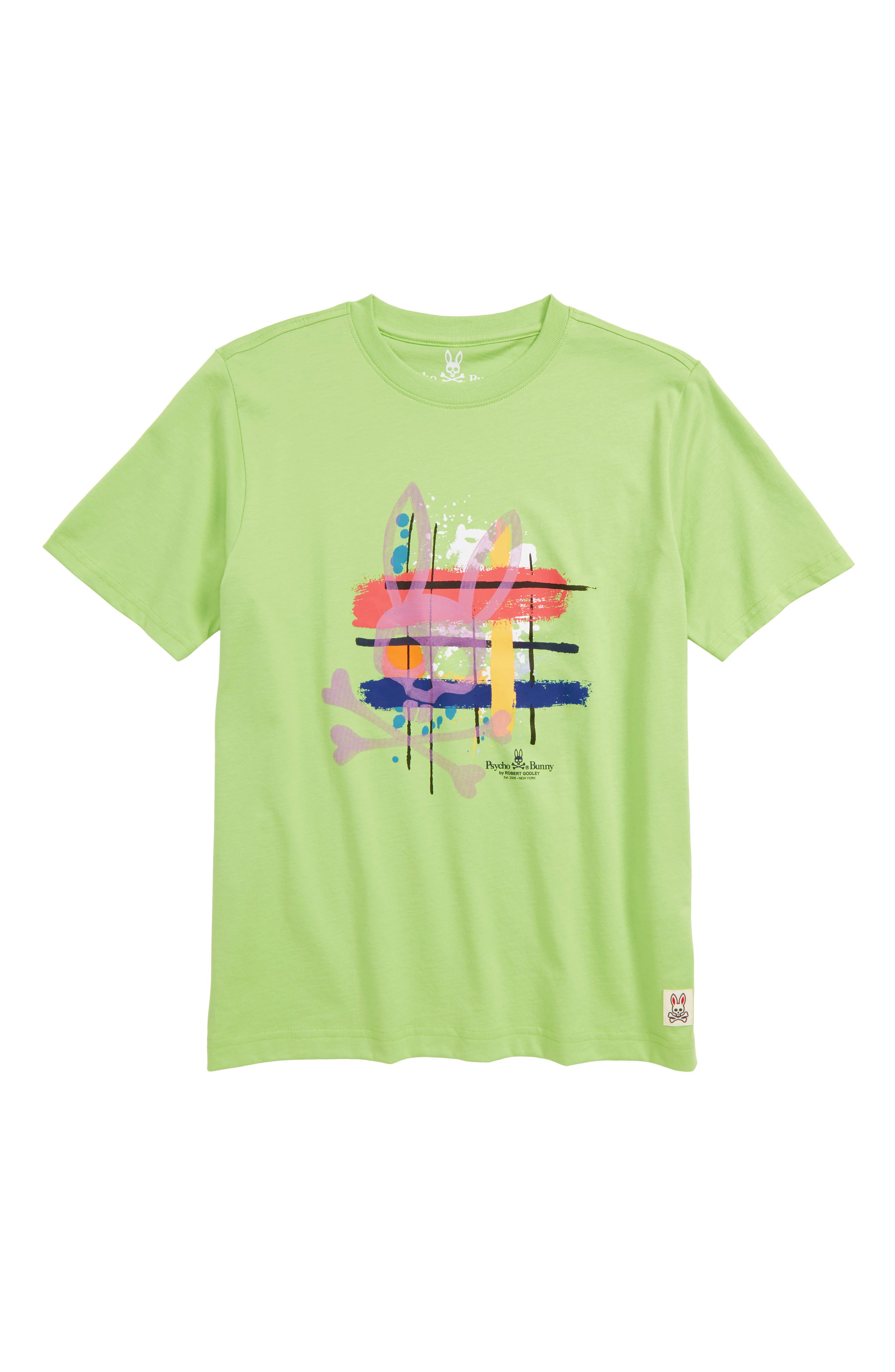 Conway Graphic T-Shirt, Main, color, MINT
