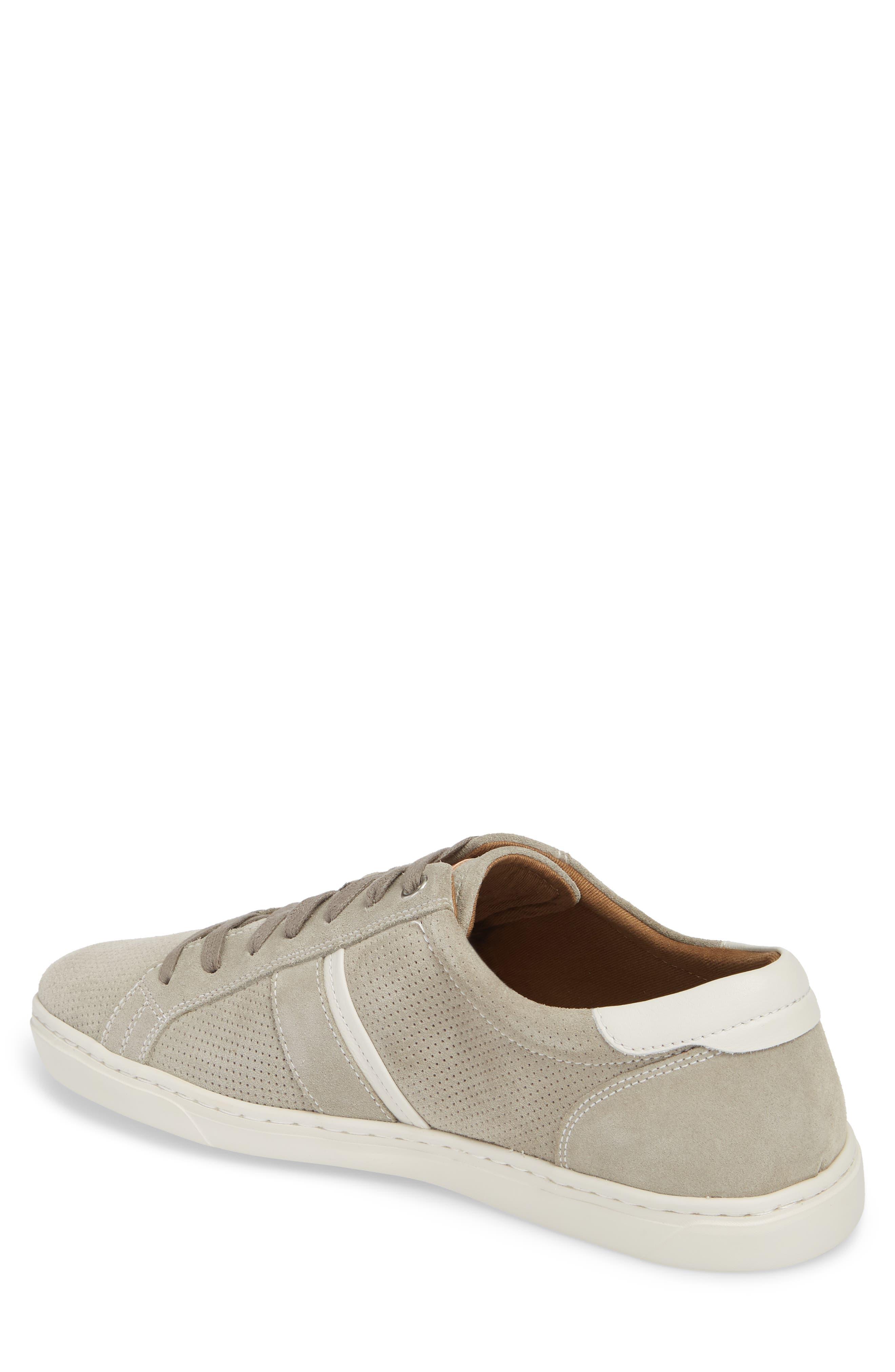 Belfort Perforated Sneaker,                             Alternate thumbnail 2, color,                             020