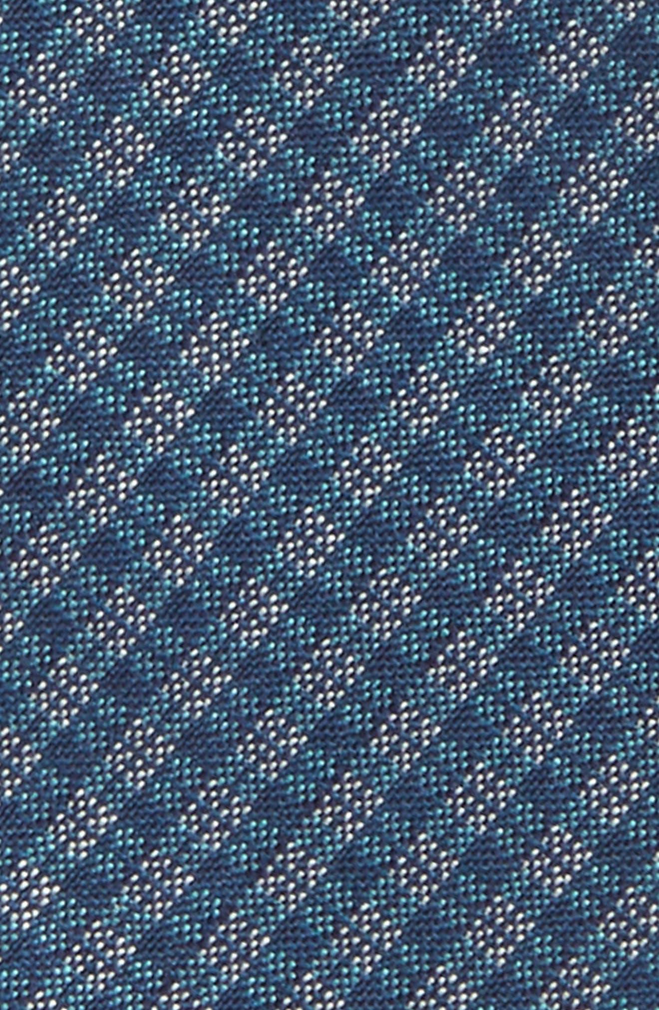 Check Silk Bow Tie,                             Alternate thumbnail 9, color,