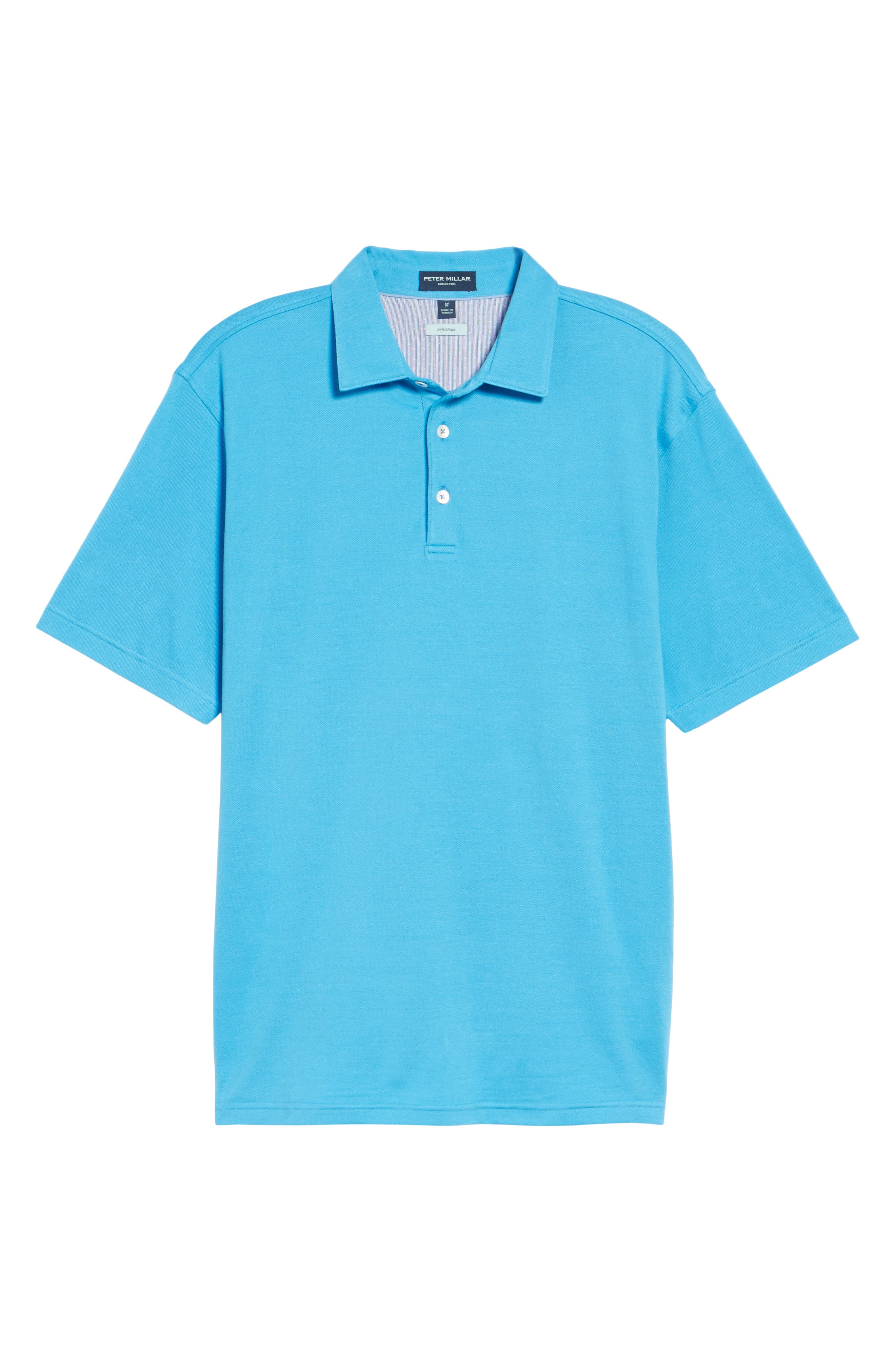 The Perfect Piqué Polo,                             Alternate thumbnail 6, color,                             308