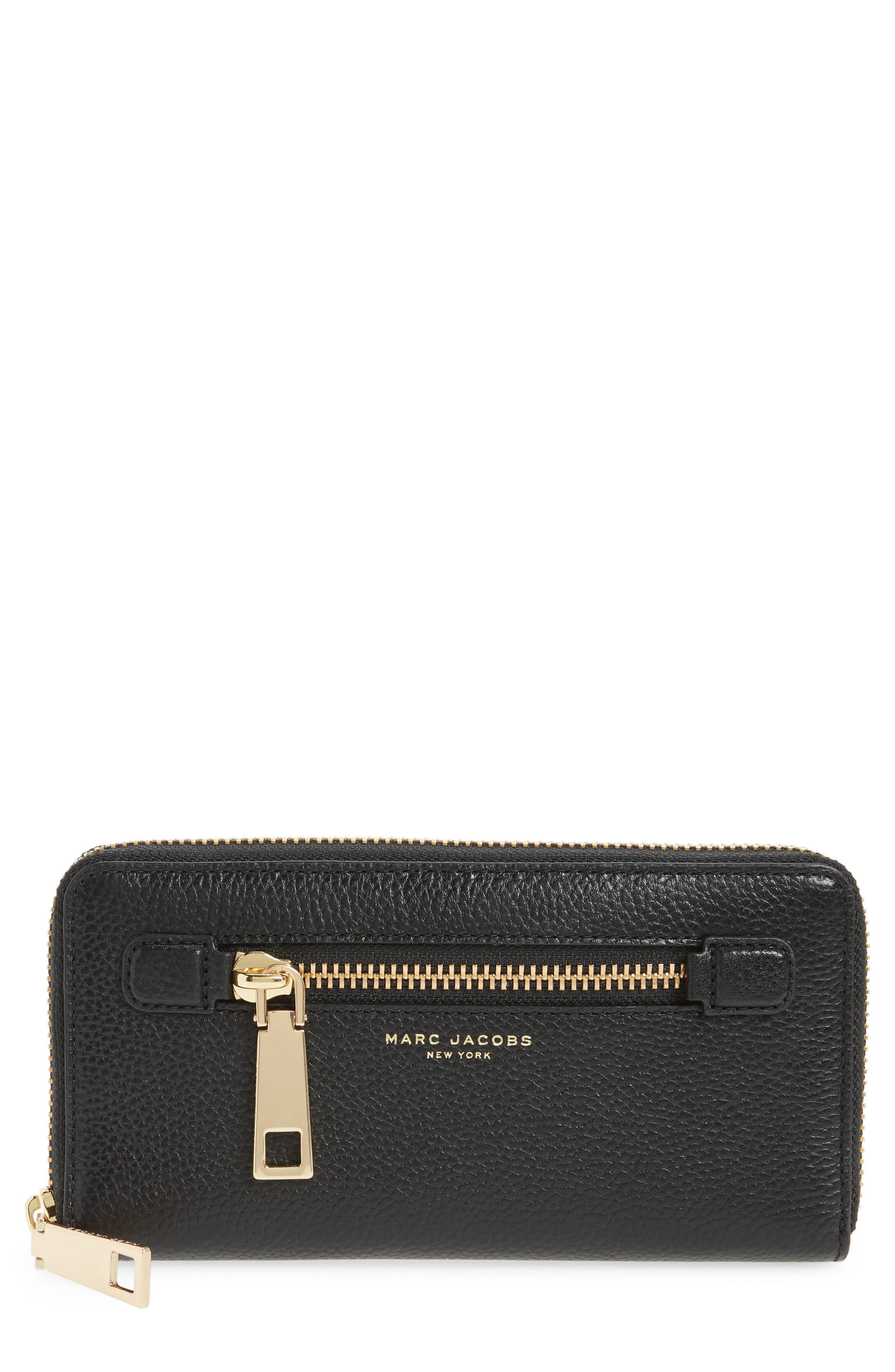 Vertical Zippy Wallet,                         Main,                         color, 002