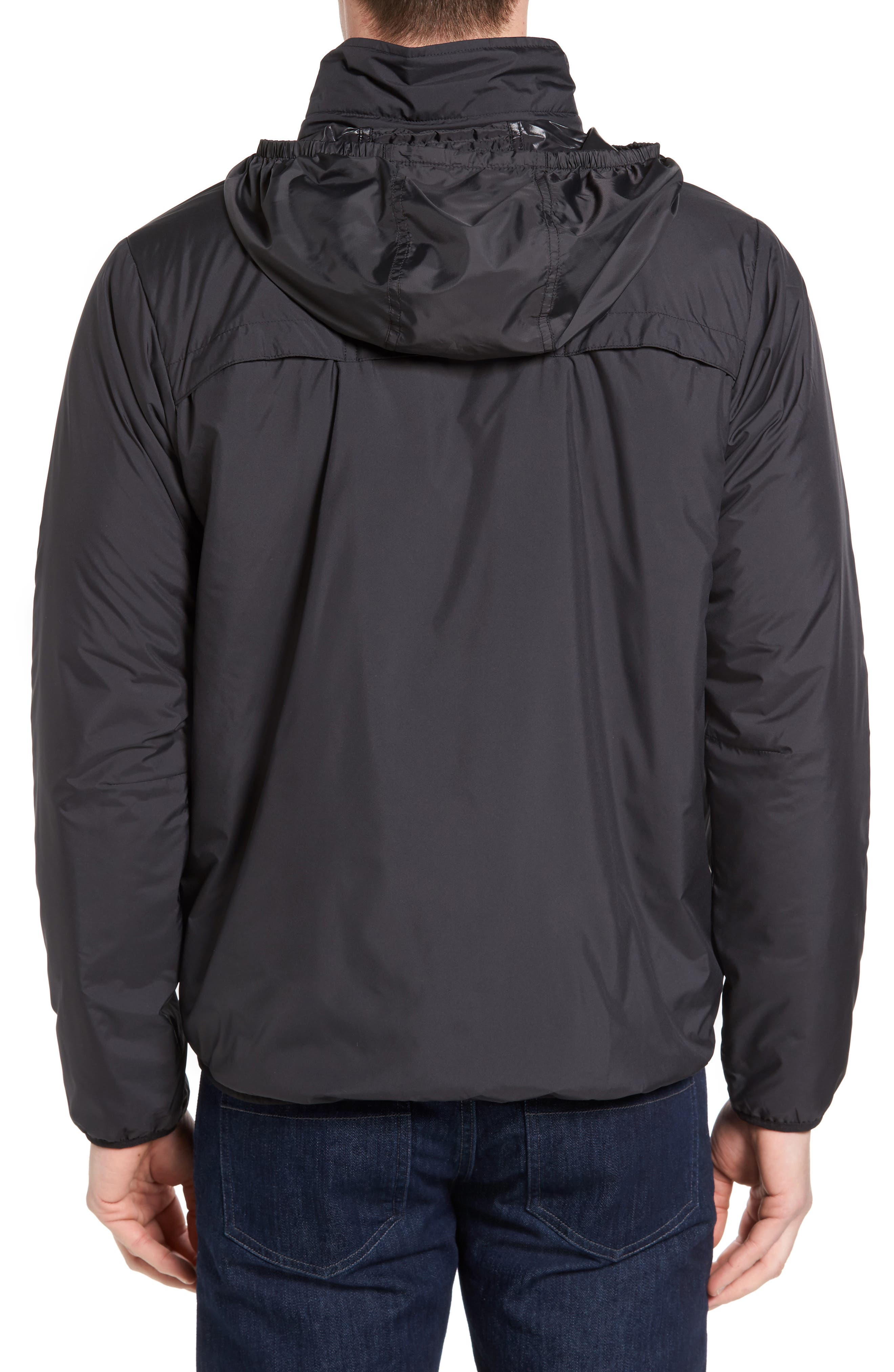 Crankset Regular Fit Jacket,                             Alternate thumbnail 2, color,                             BLACK