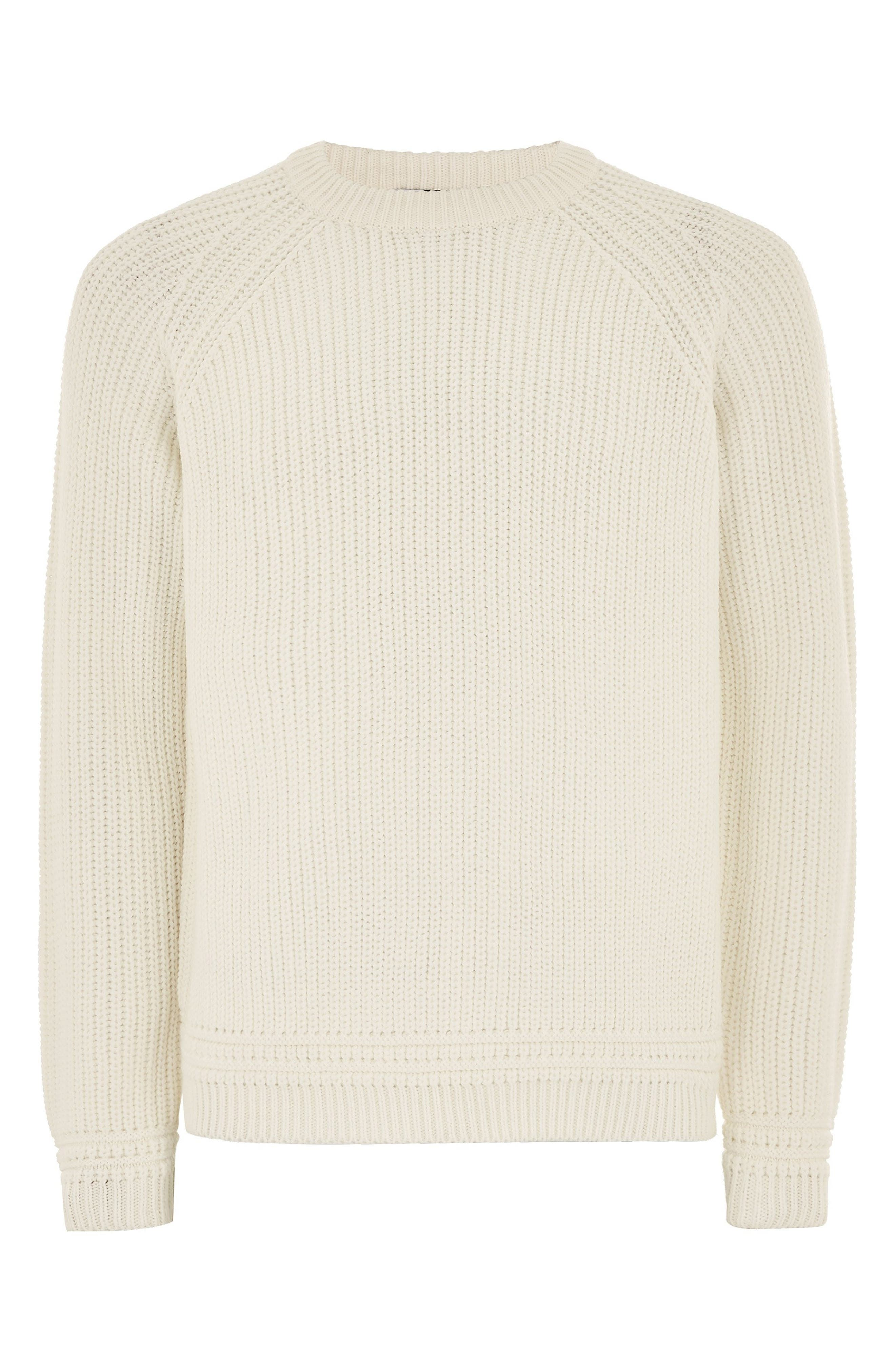 Ribbed Sweater,                             Alternate thumbnail 3, color,                             900
